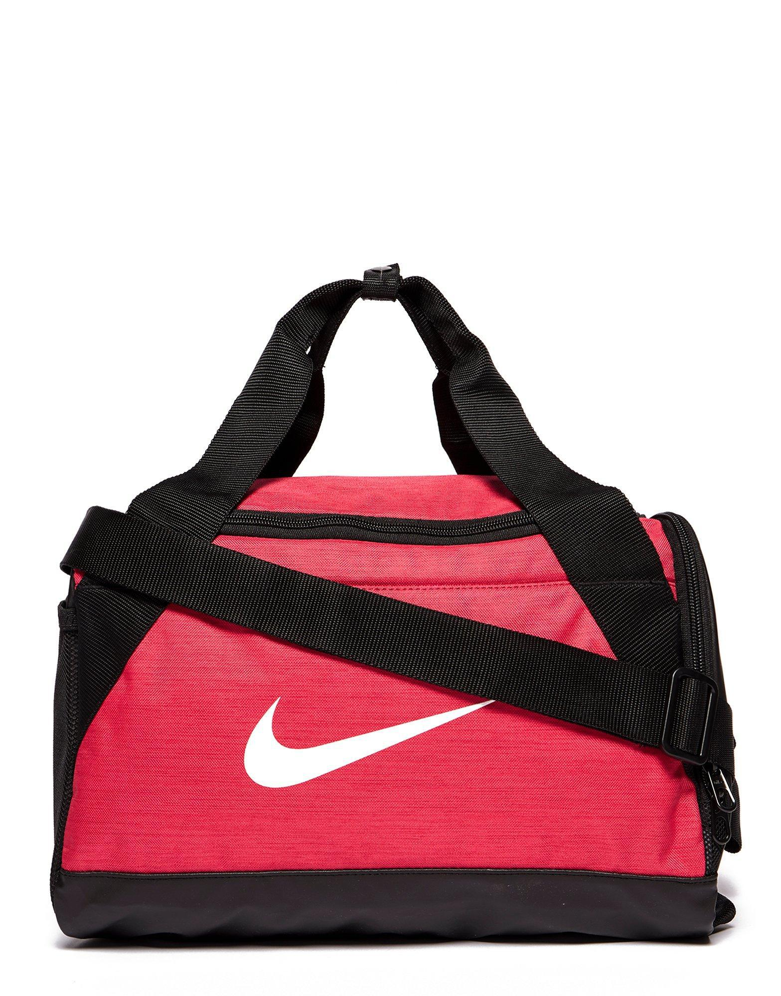 5c70ae9bb7c7 Lyst - Nike Extra Small Brasilia Bag in Pink for Men