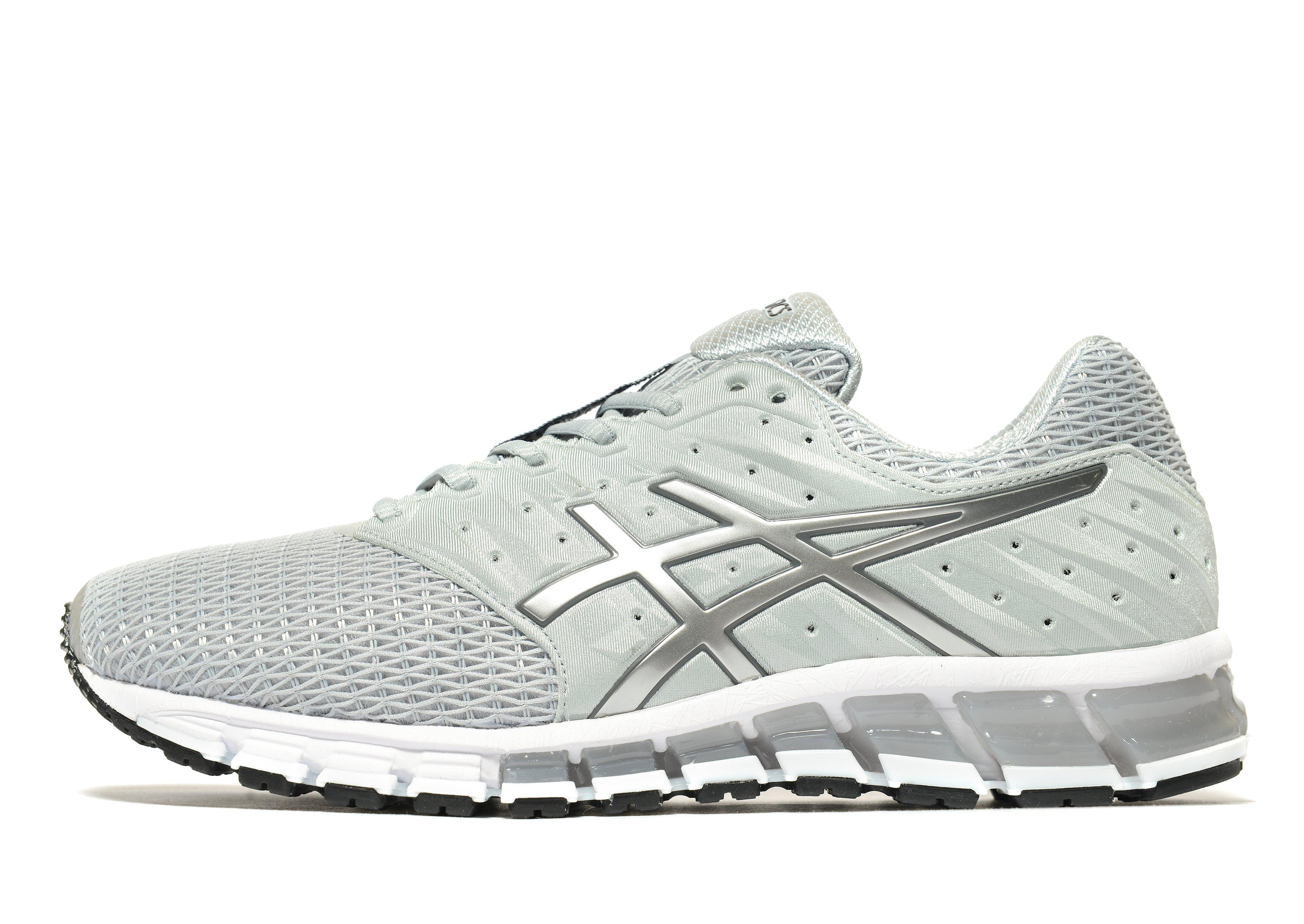 release date 15ff4 262ce Asics Gel Quantum 180 2 Running Shoes in Gray for Men - Lyst