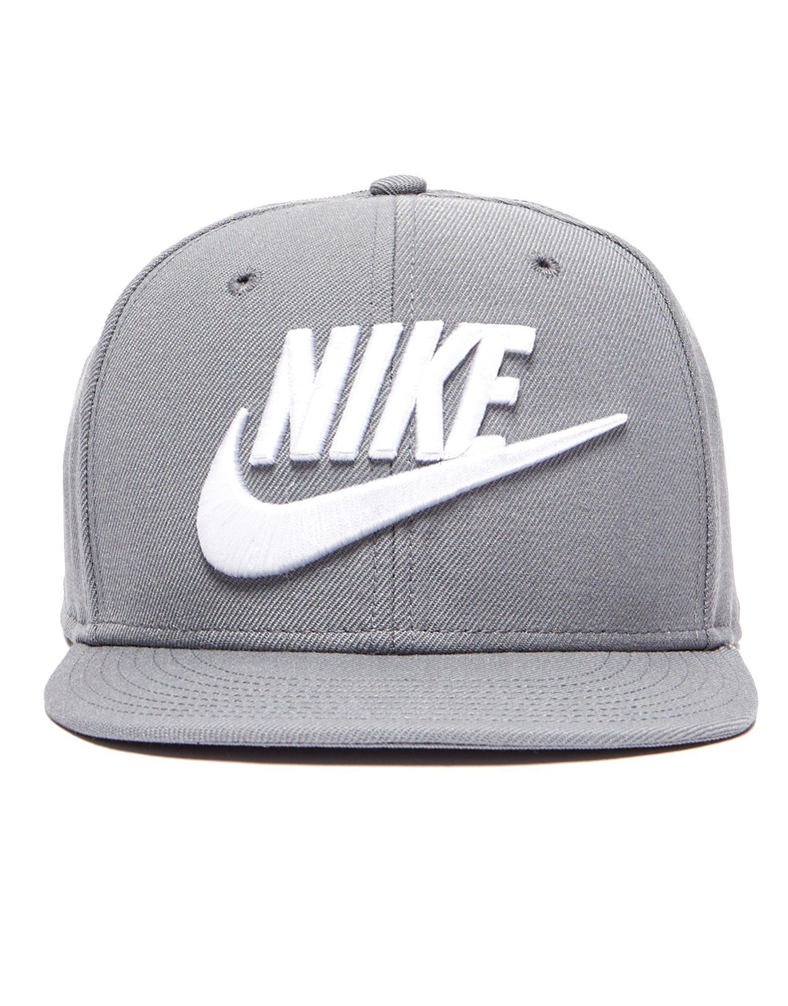 560177b41 Lyst - Nike Futura True 2 Snapback Cap in Gray for Men
