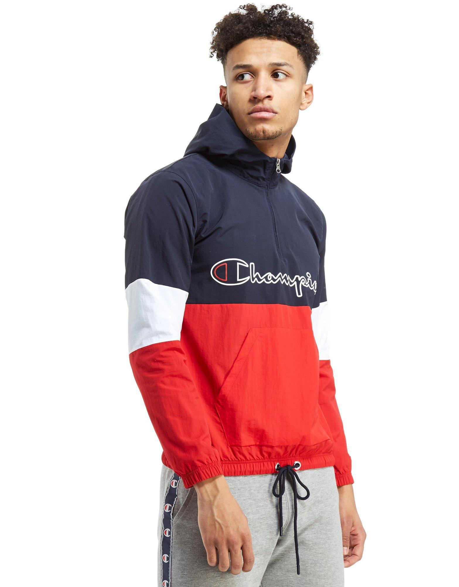 Jacket 14 Woven Men Champion Zip Lyst For q1Pwnf