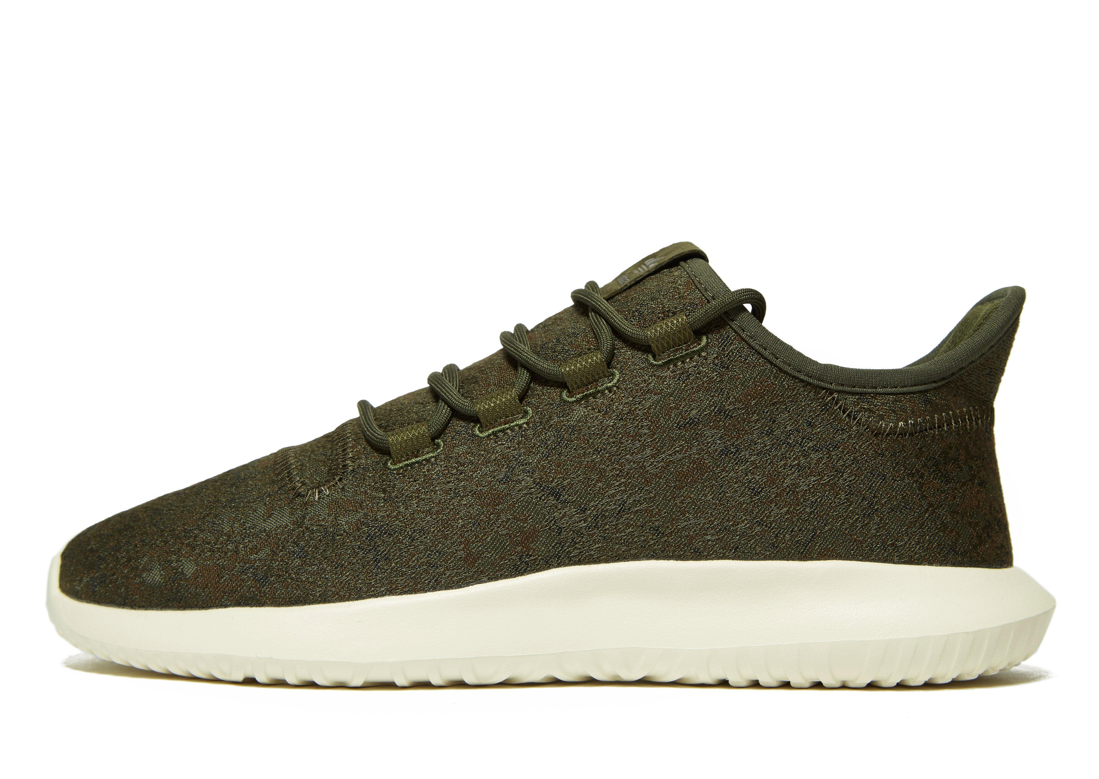 2e2ebaa29db23d Adidas Originals Tubular Shadow Jacquard in Green for Men - Lyst