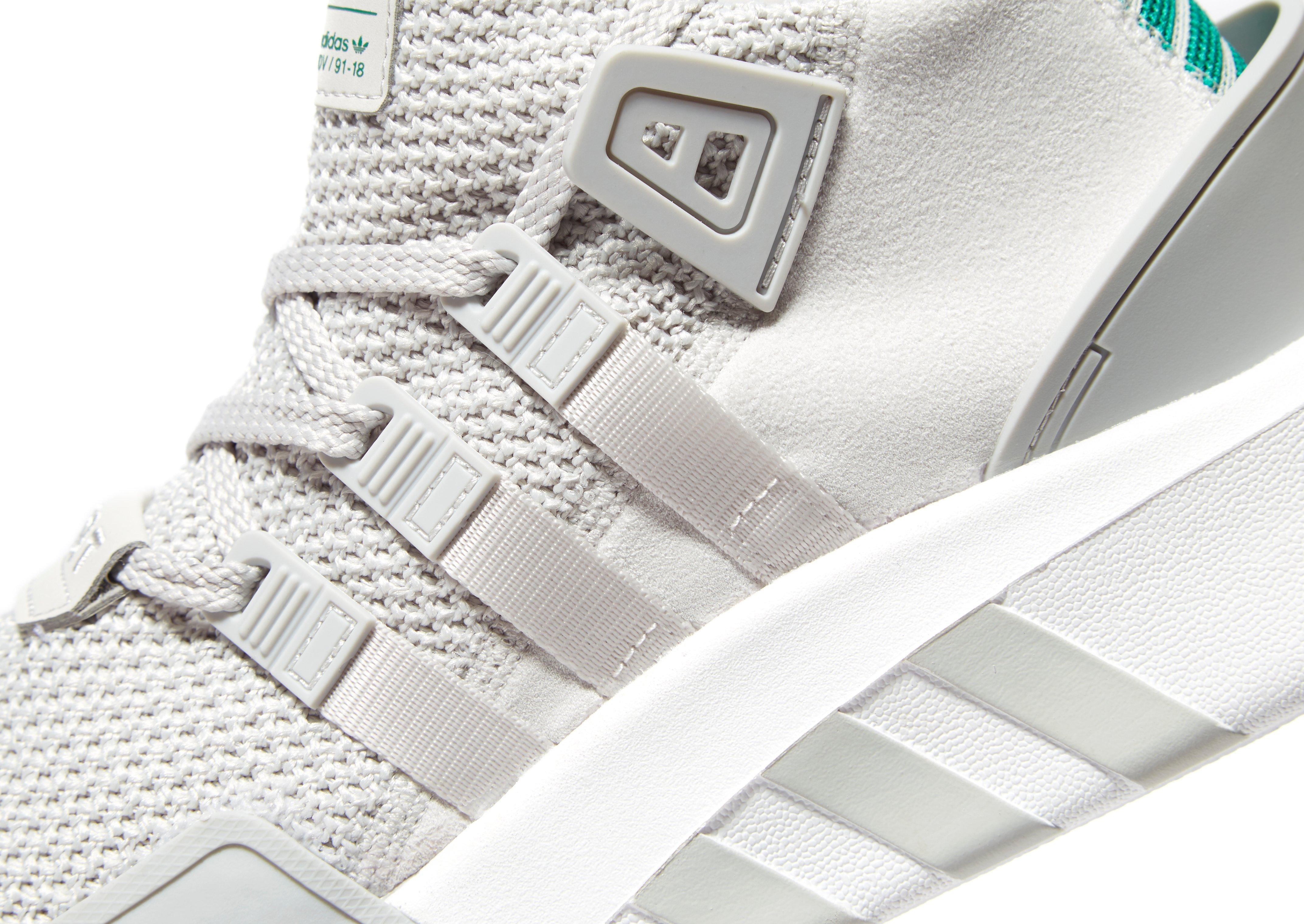 a54e0791ee7bd7 Adidas Originals Eqt Bask Adv in Gray for Men - Lyst