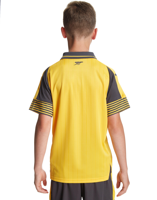 Puma Arsenal Fc 2016 17 Away Shirt Junior in Yellow for Men - Lyst d415603ef