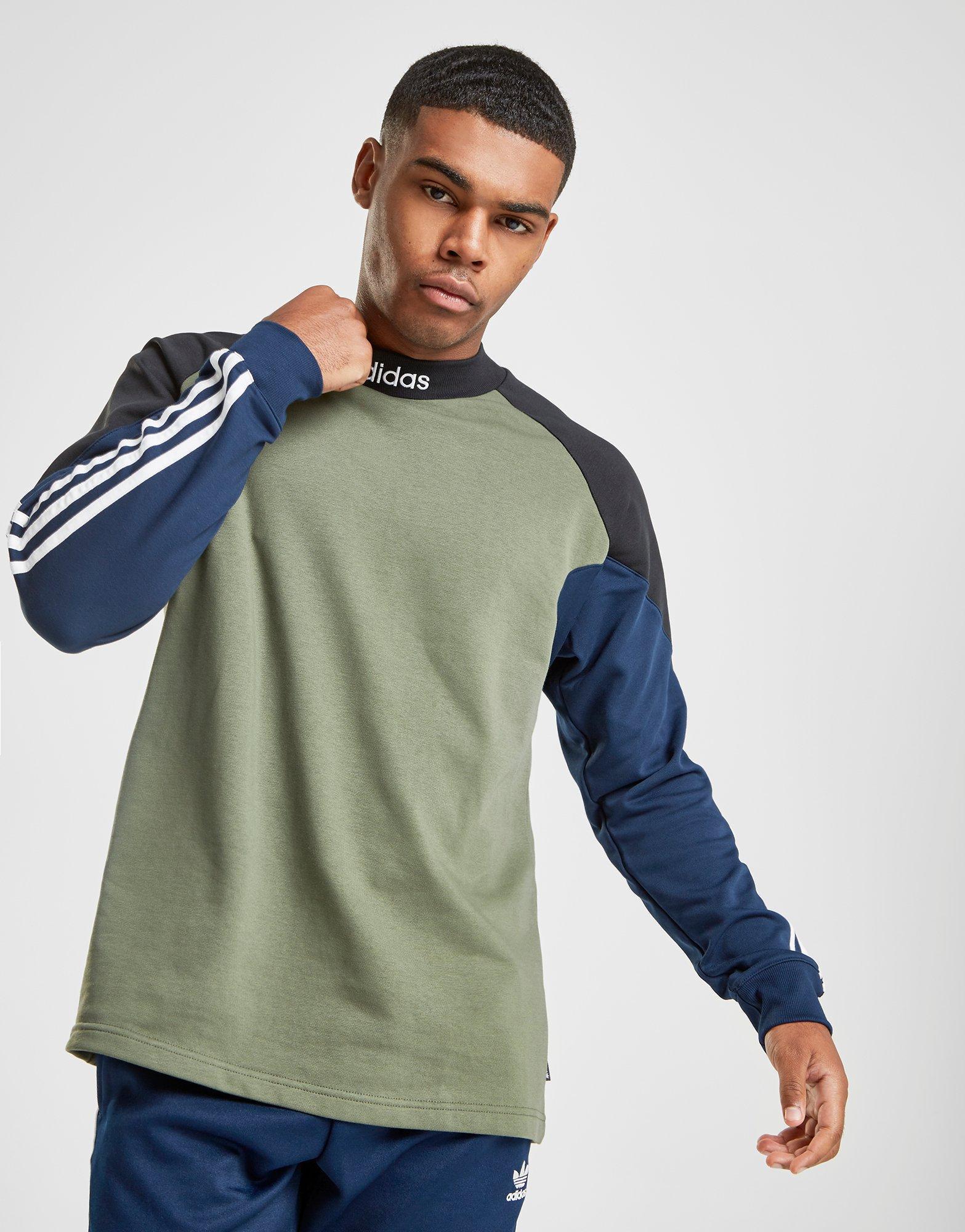 a636f6af1 adidas Originals Skateboarding Goalie Shirt in Green for Men - Lyst