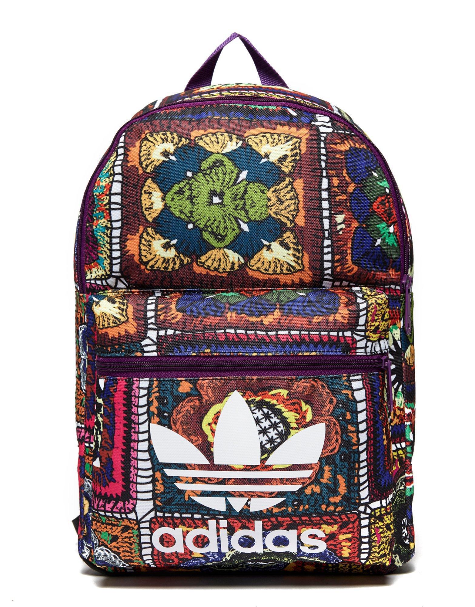 Lyst - adidas Originals Crochita Classic Backpack 3551484ce583c