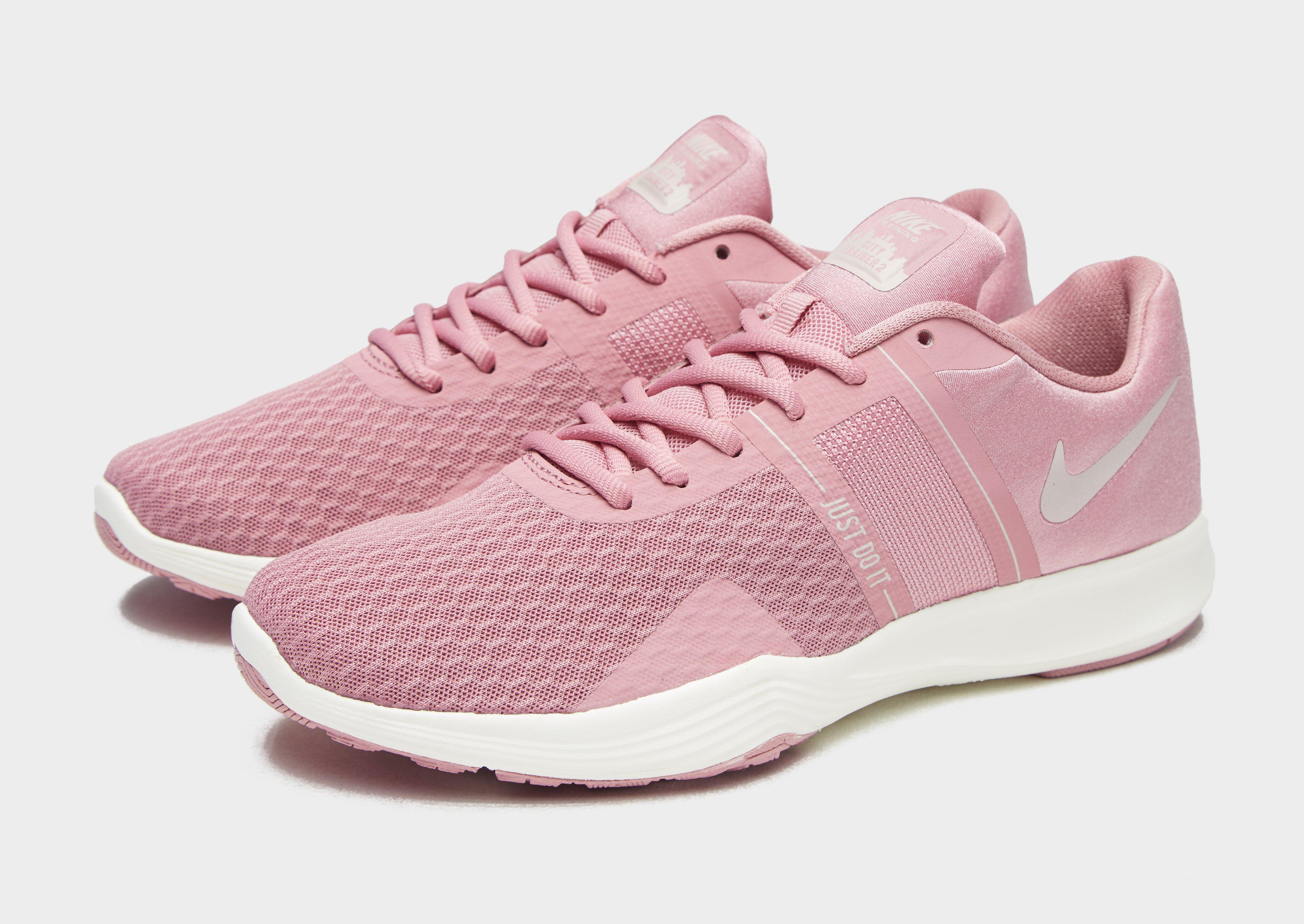quality design 58fd9 8e45b Nike City Trainer 2 in Pink - Lyst