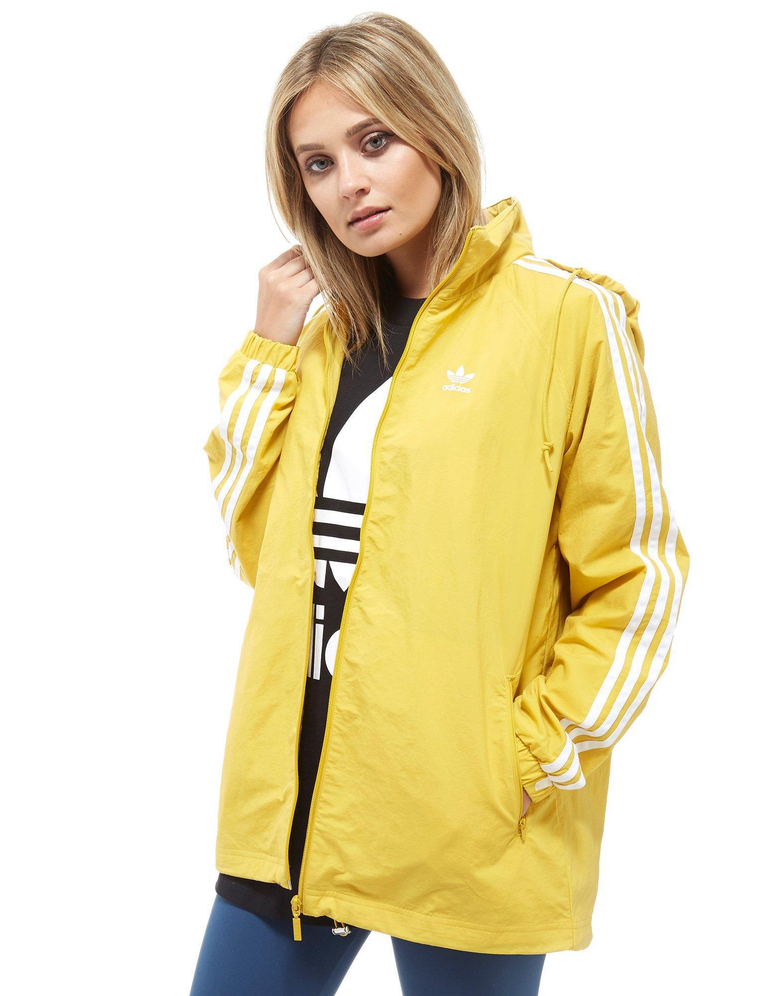 859205a21e9f Lyst - adidas Originals Stadium Yellow Jacket - Womens Uk 6 in Yellow