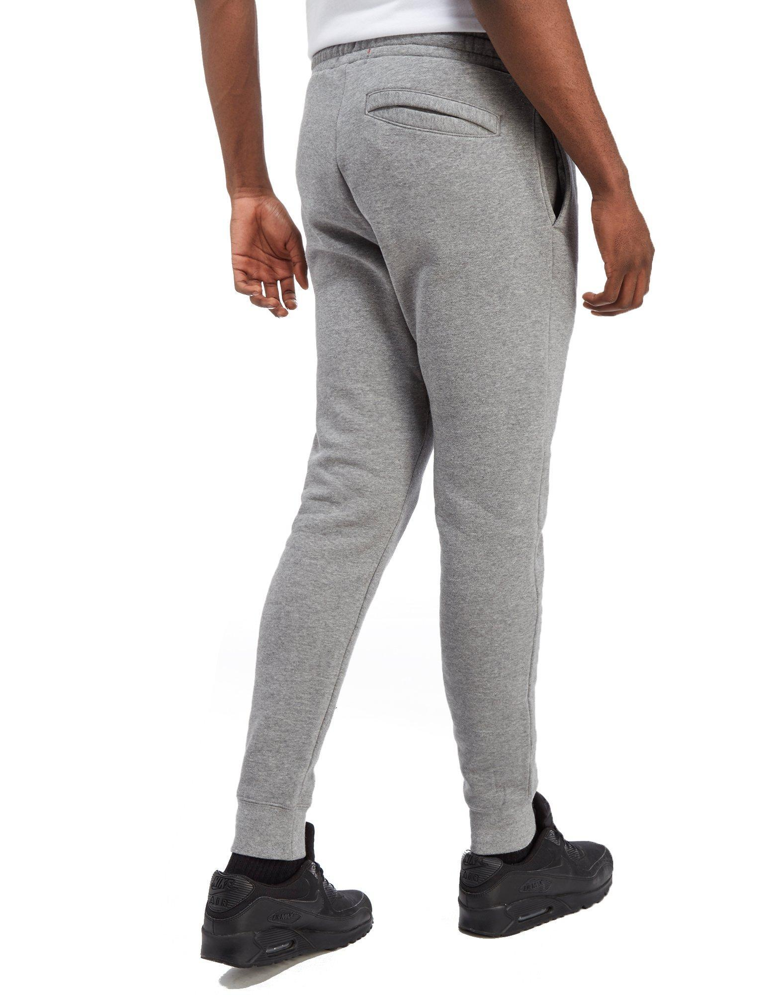 ab8ea7dd5b73 Lyst Nike Gradient Cotton Jogging Shorts In Gray For Men