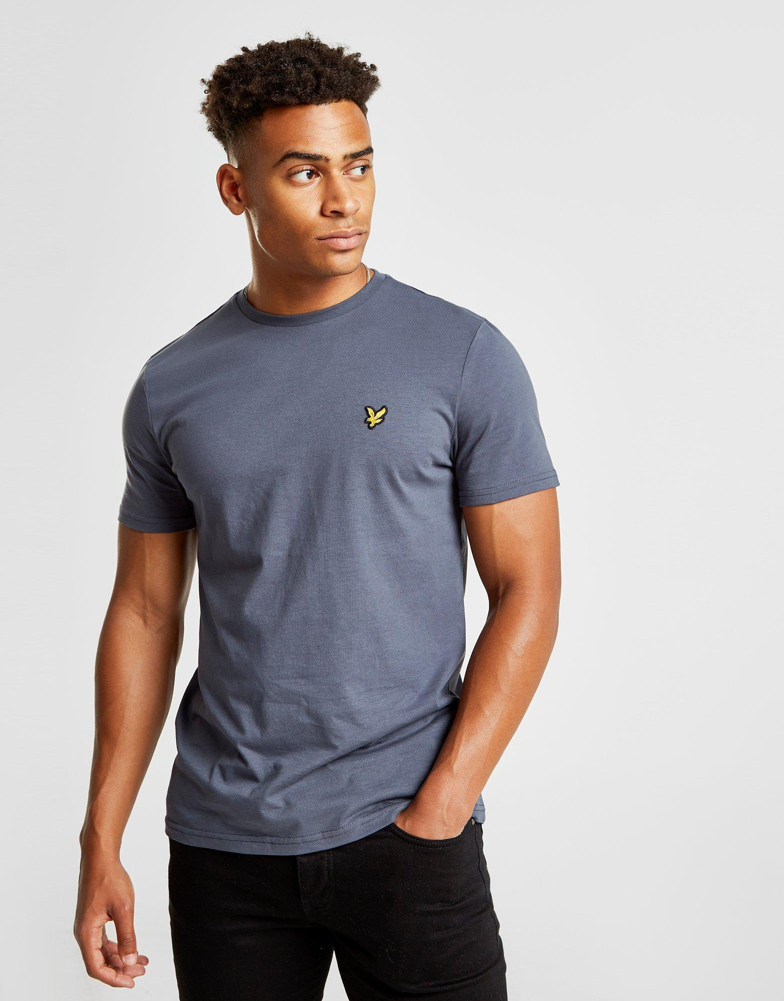 692044817 Lyst - Lyle & Scott Short Sleeve Core T-shirt in Gray for Men