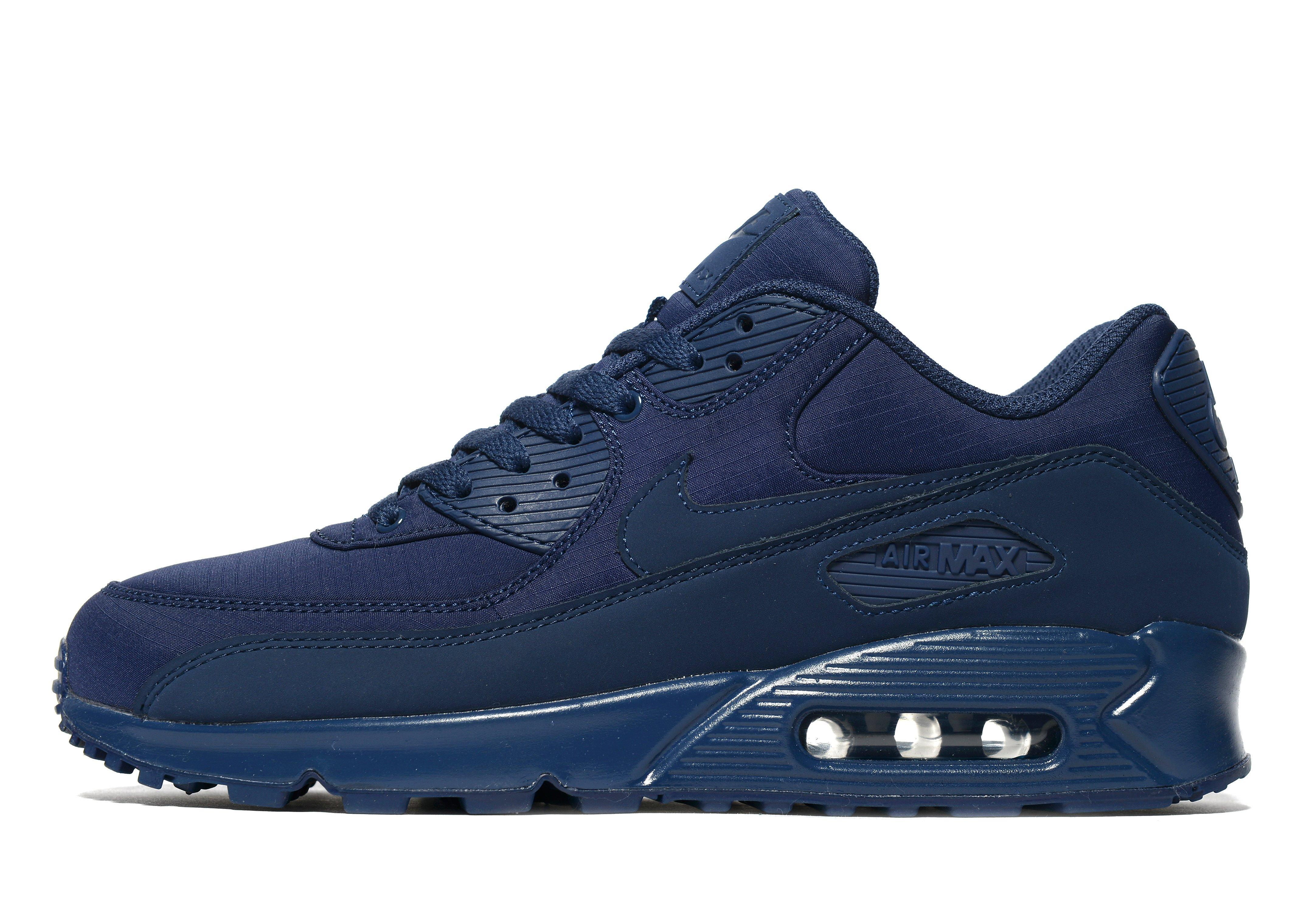 All Blue Nike Shoes