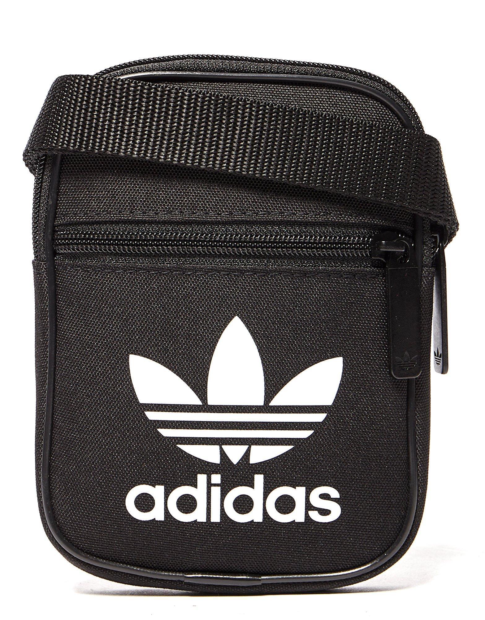 adidas Originals. Men's Black Festival Bag