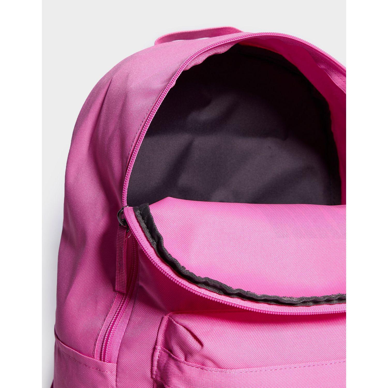 ed42a2e9487ae Nike - Pink Heritage Backpack - Lyst. View fullscreen