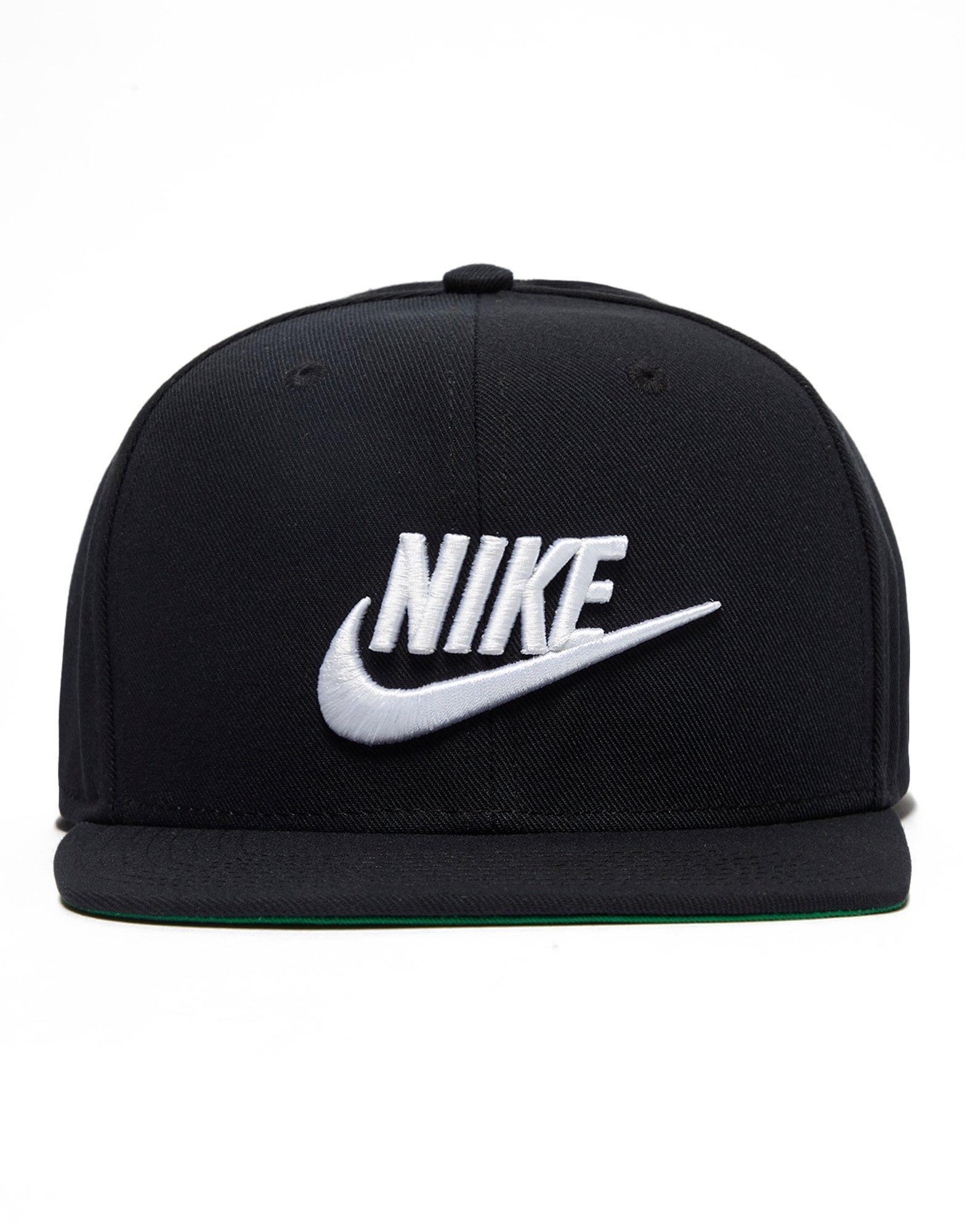001ddeb805d ... Nike - Black Futura True 2 Snapback Cap - Lyst. View fullscreen  Nike  Seasonal Futura ...