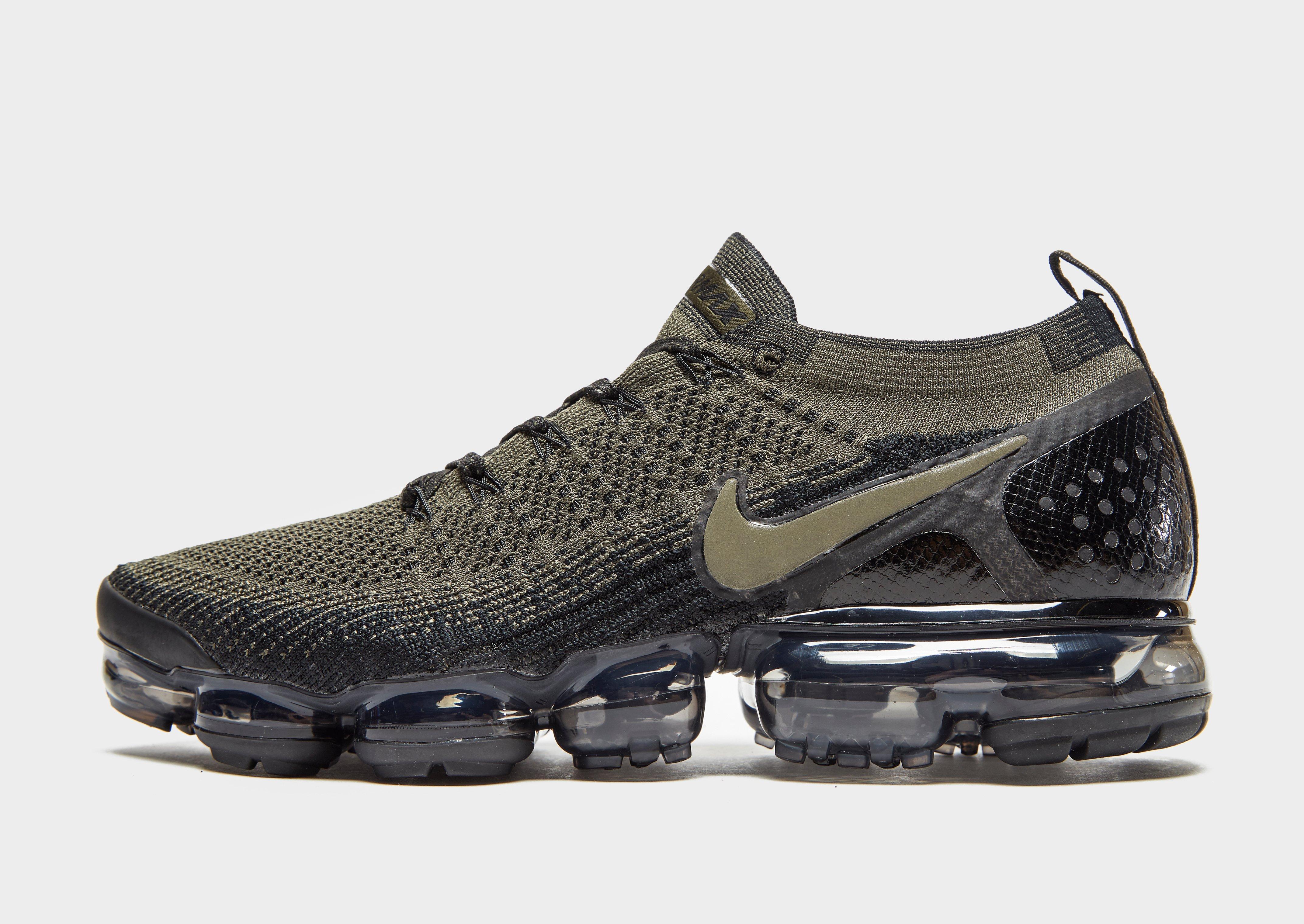 4ae60ac71b Nike Air Vapormax Flyknit 2 Snake Shoe in Black for Men - Lyst