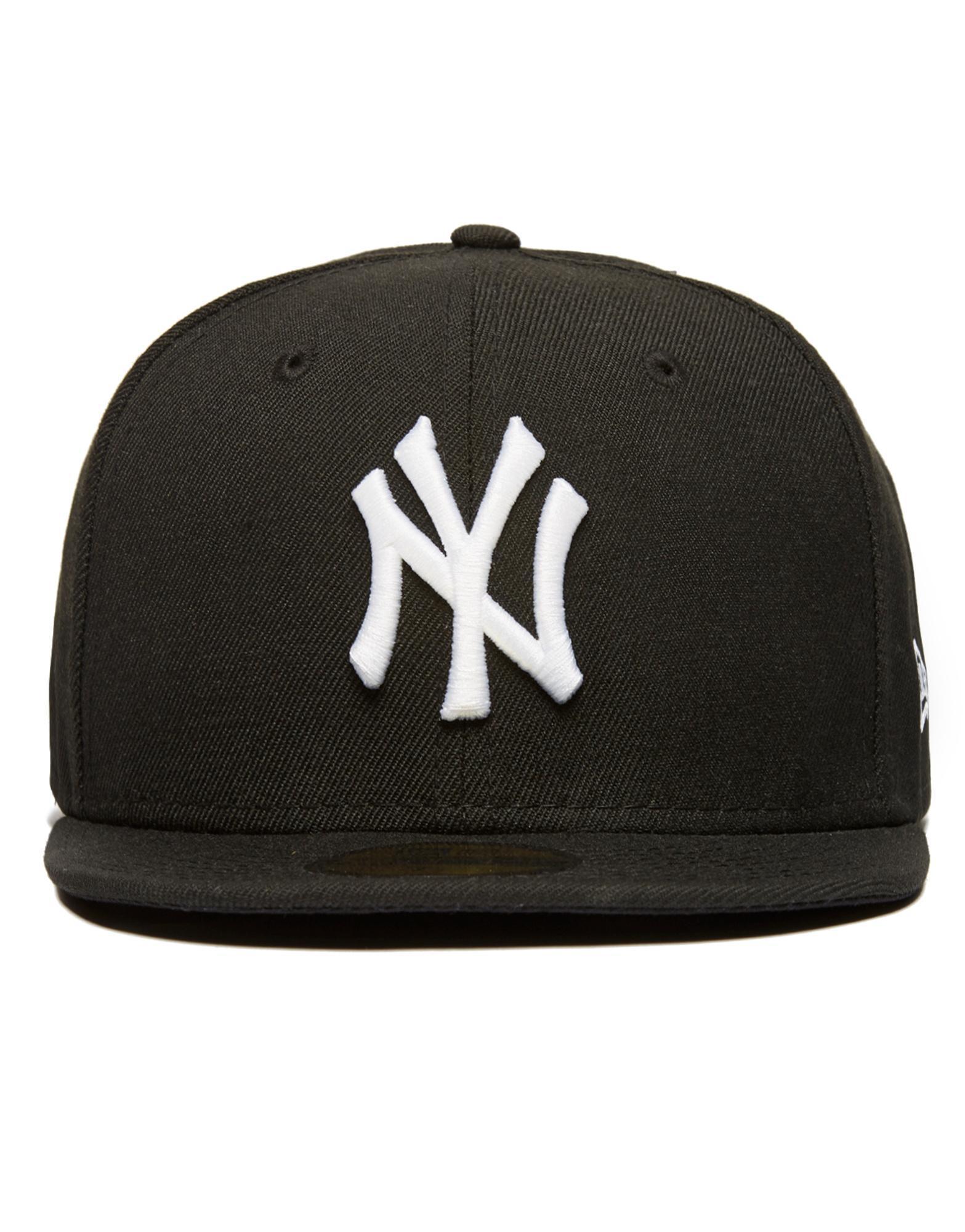 5f3edec8706 Lyst - KTZ Mlb New York Yankees 59fifty Fitted Cap in Black for Men