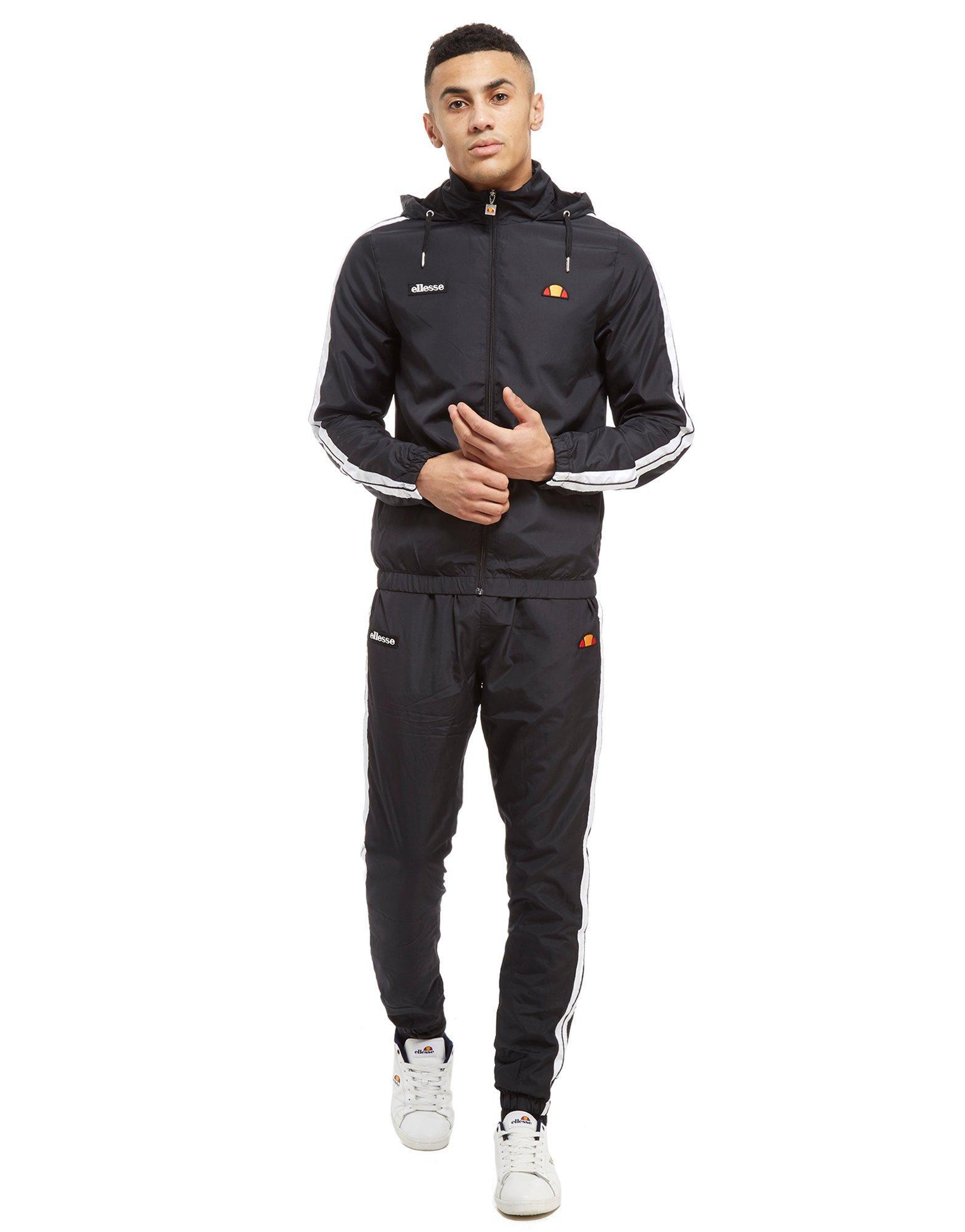 Ellesse - Black Pacis Woven Suit for Men - Lyst. View fullscreen