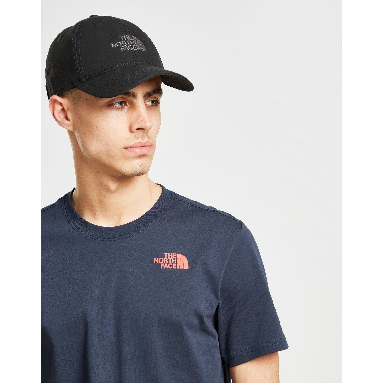77fc18a3ff2 The North Face 66 Classic Cap in Black - Save 30% - Lyst