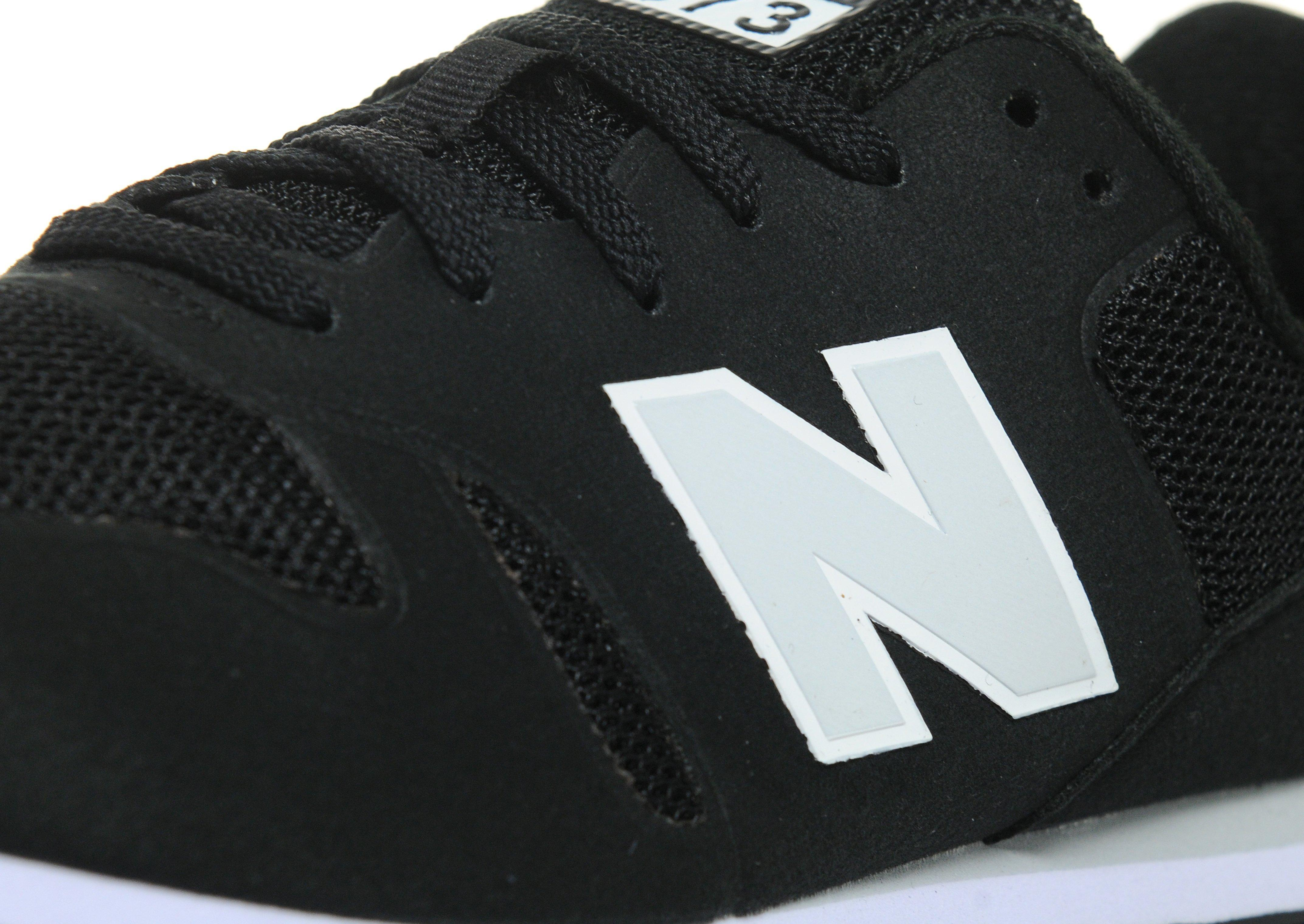 the best attitude 69935 2eb16 New Balance 373 Junior in Black - Lyst