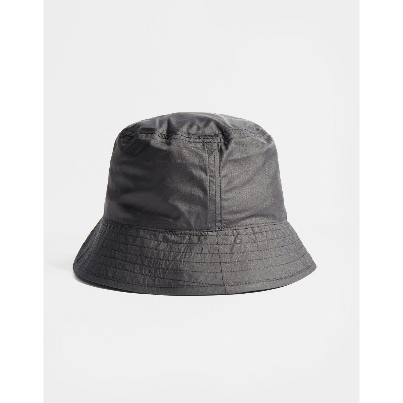 76e19f4f The North Face - Black Sun Stash Bucket Hat for Men - Lyst. View fullscreen