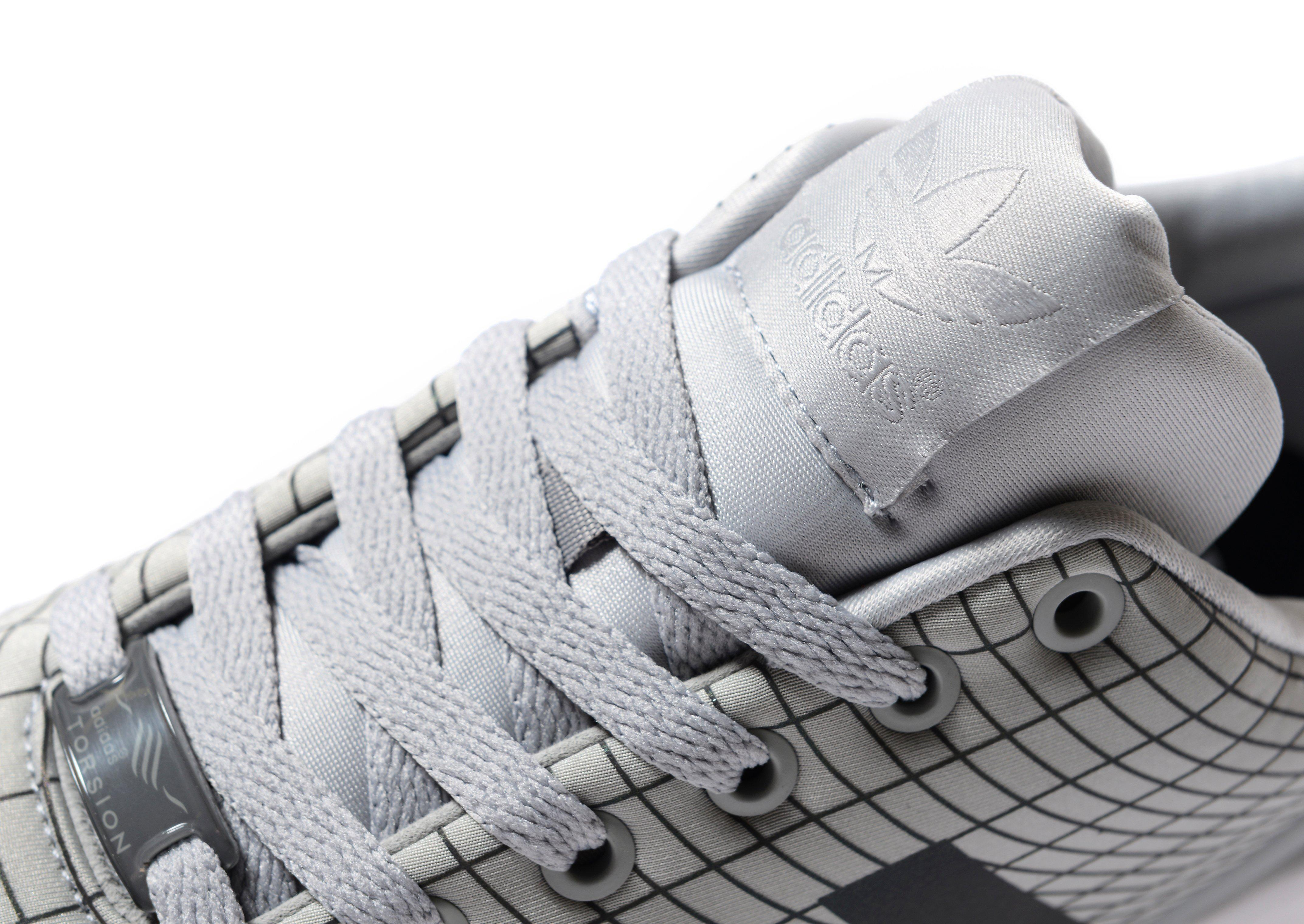 premium selection a4a6e 71f08 ... purchase lyst adidas originals zx flux xeno in gray for men 009b9 7dcf2