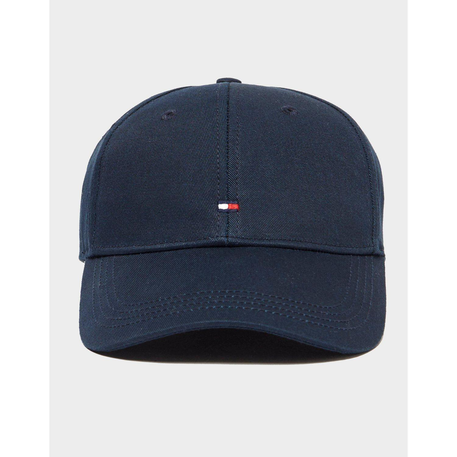 1c8e4c57 Lyst - Tommy Hilfiger Classic Flag Cap in Blue