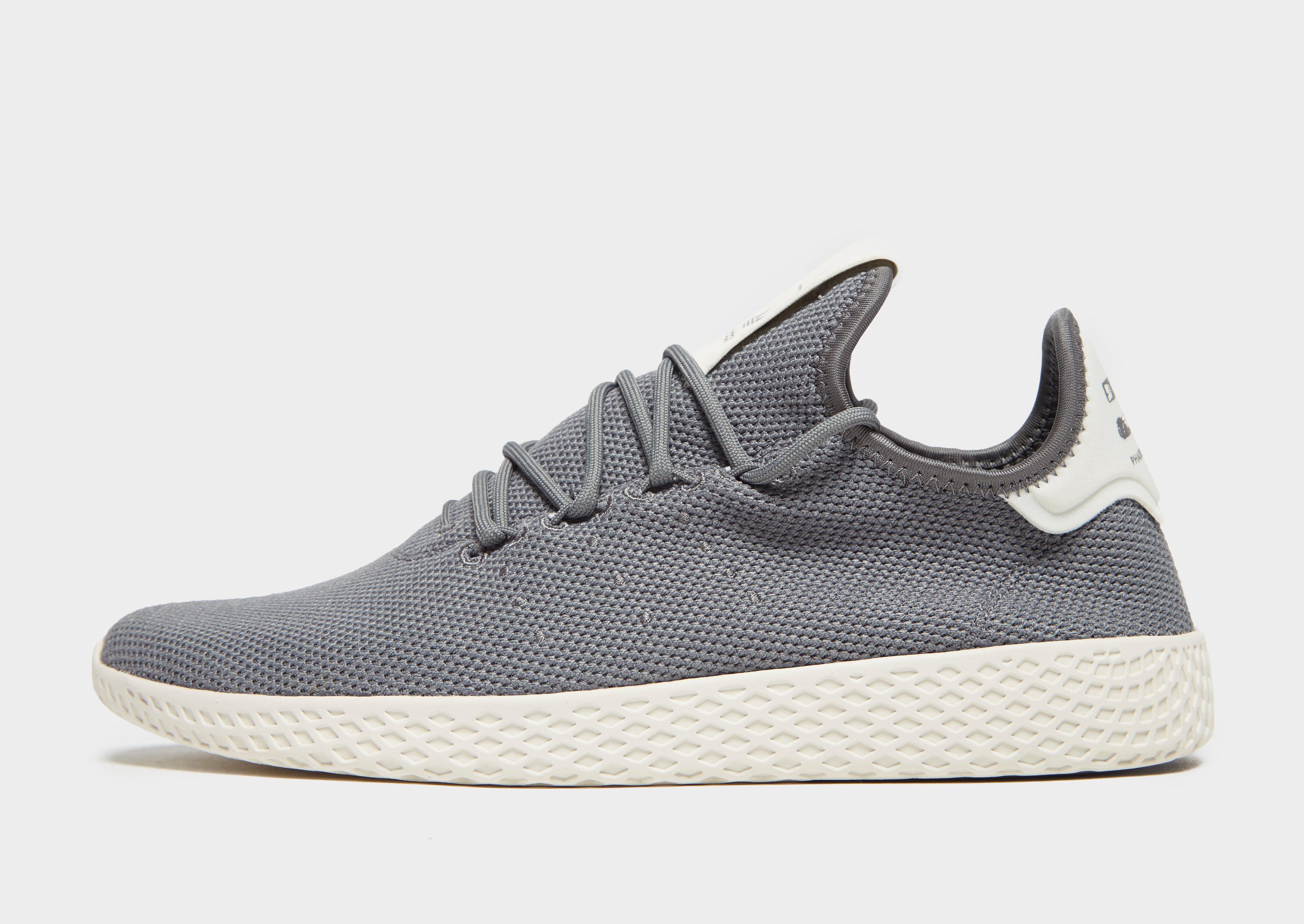 aebd573c1 Lyst - Adidas Originals X Pharrell Williams Tennis Hu in Gray for Men