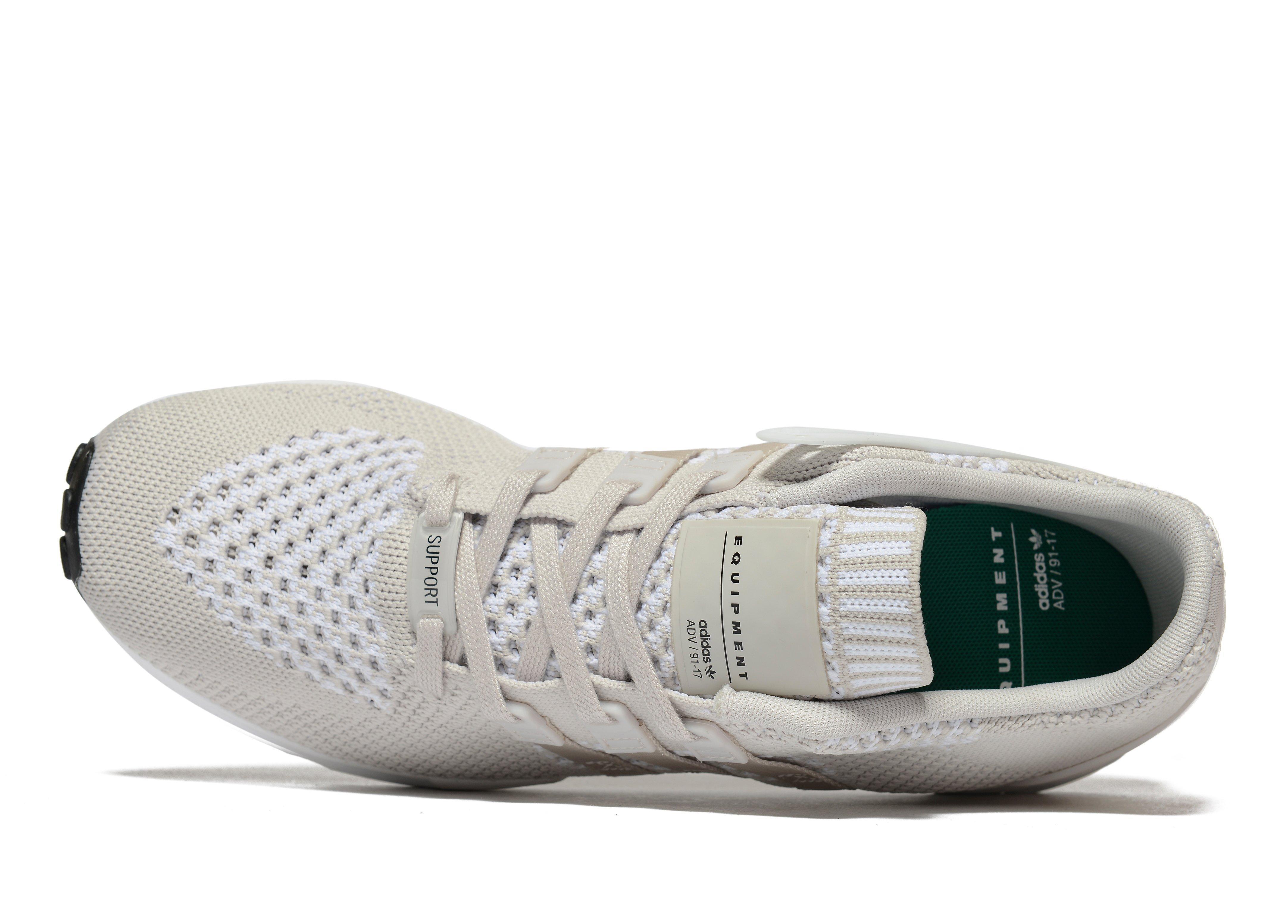 Lyst Adidas Originali Eqt Sostegno Delle Primeknit In Bianco Per Gli Uomini.