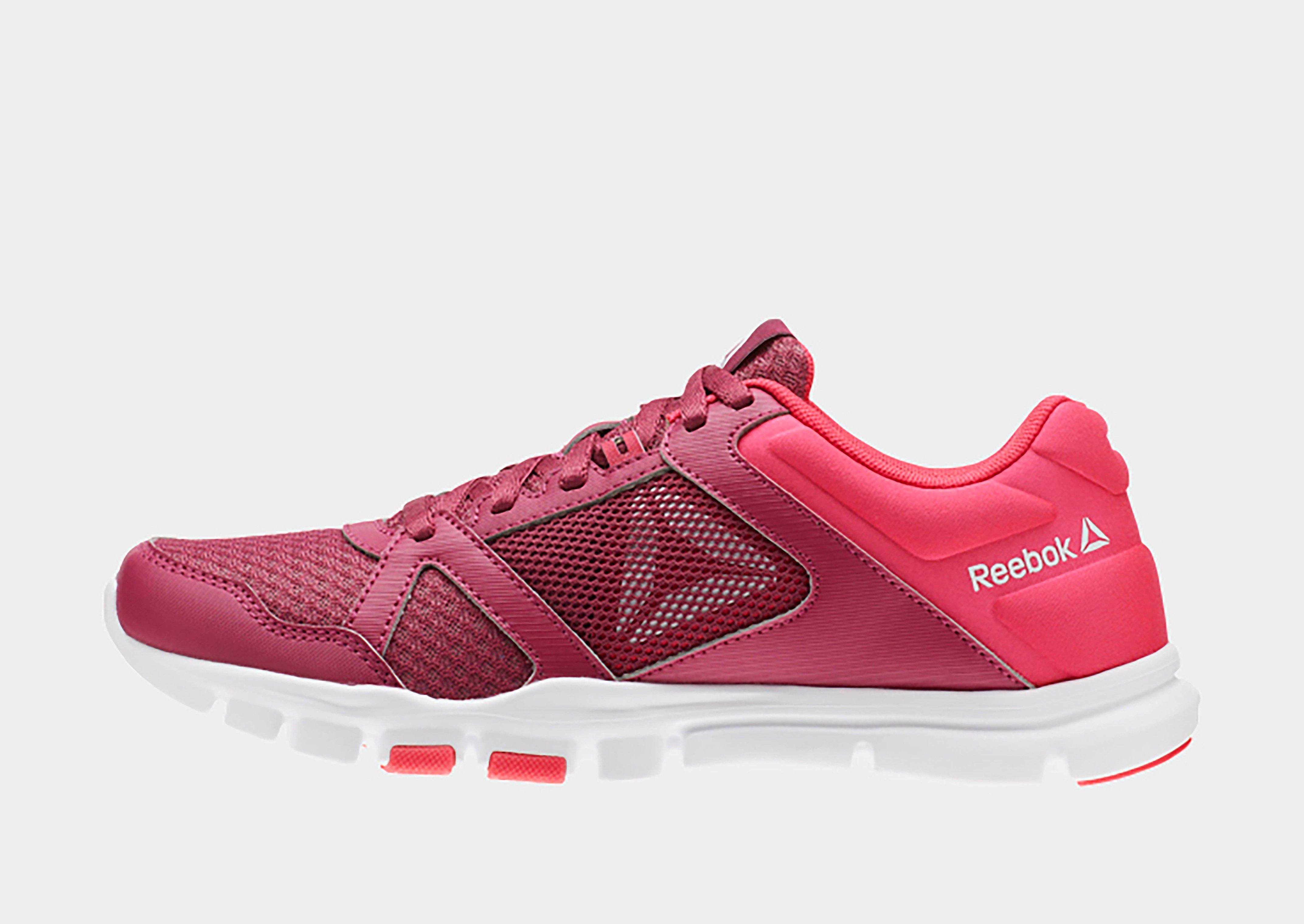 9e1edcfd5b2 Reebok   s Yourflex Trainette 10 Mt Fitness Shoes in Pink - Save ...