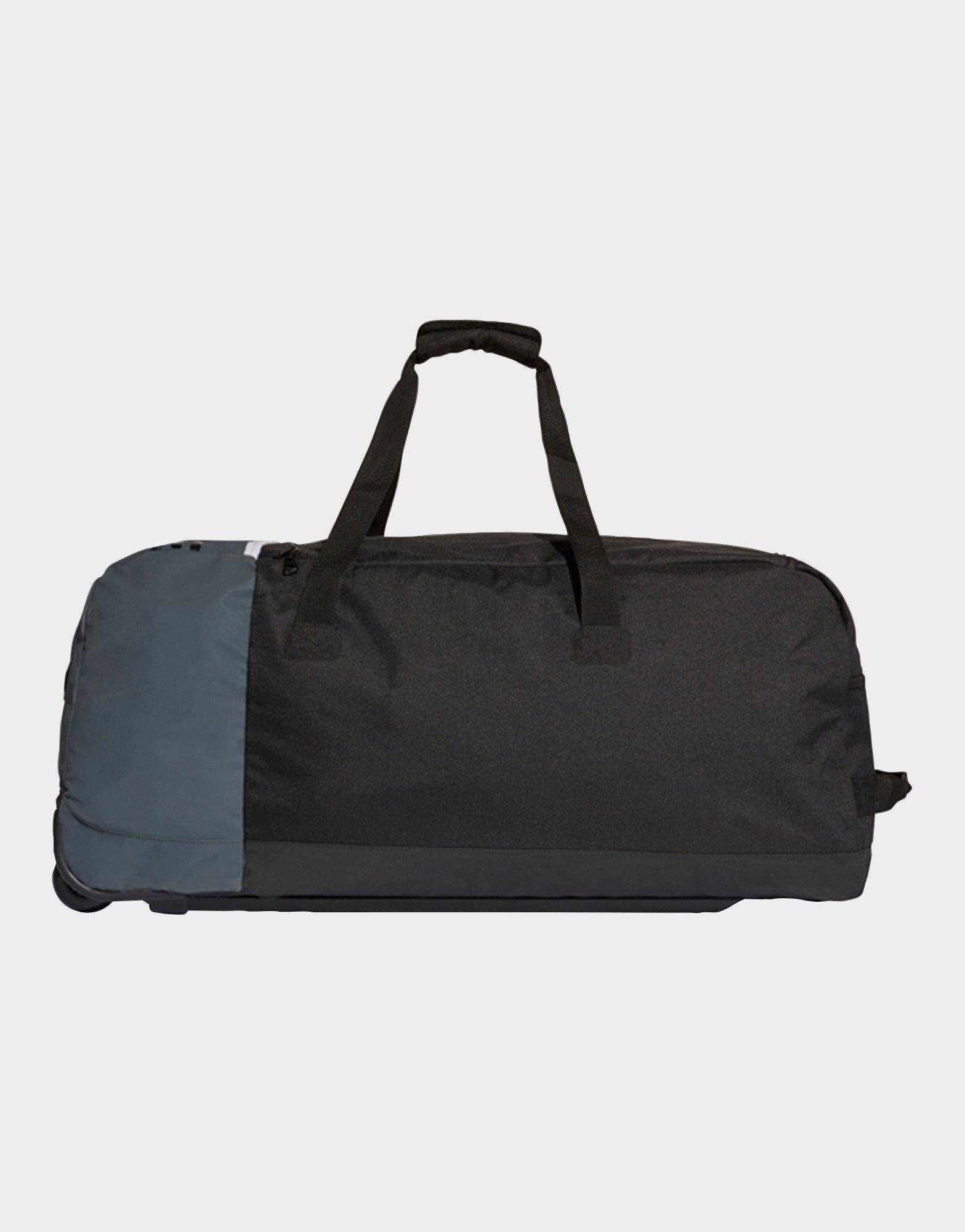 Lyst - adidas Tiro Team Bag With Wheels Xl in Black for Men 0d3e0edecddf2