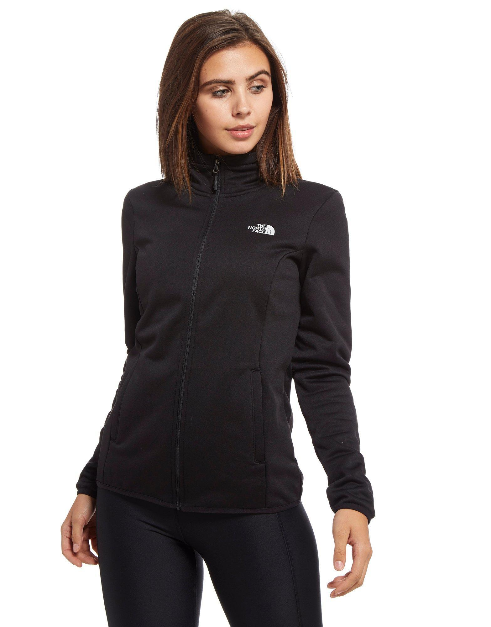 acf8edf5d3b5 Lyst - The North Face Tanken Full Zip Jacket in Black