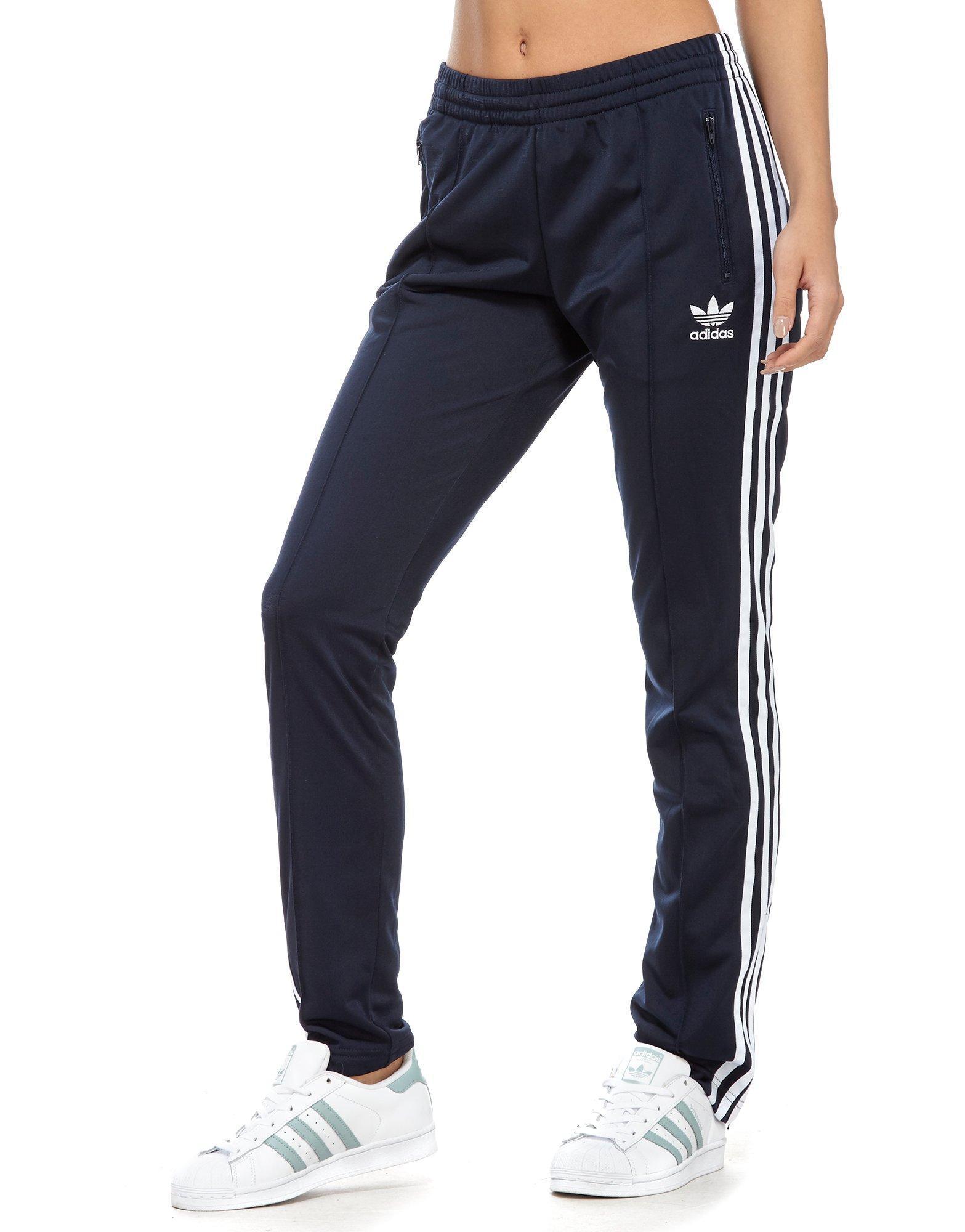 online store ef5dd b5765 adidas Originals Firebird Track Pants in Blue - Lyst
