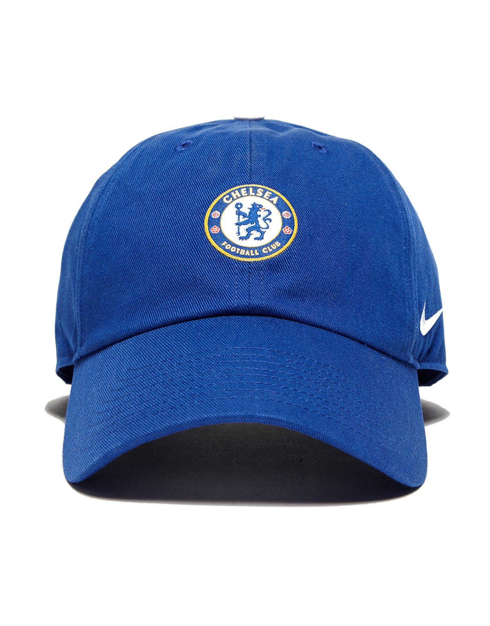 Lyst - Nike Chelsea Fc H86 Cap in Blue for Men dd5e2c4f0e4