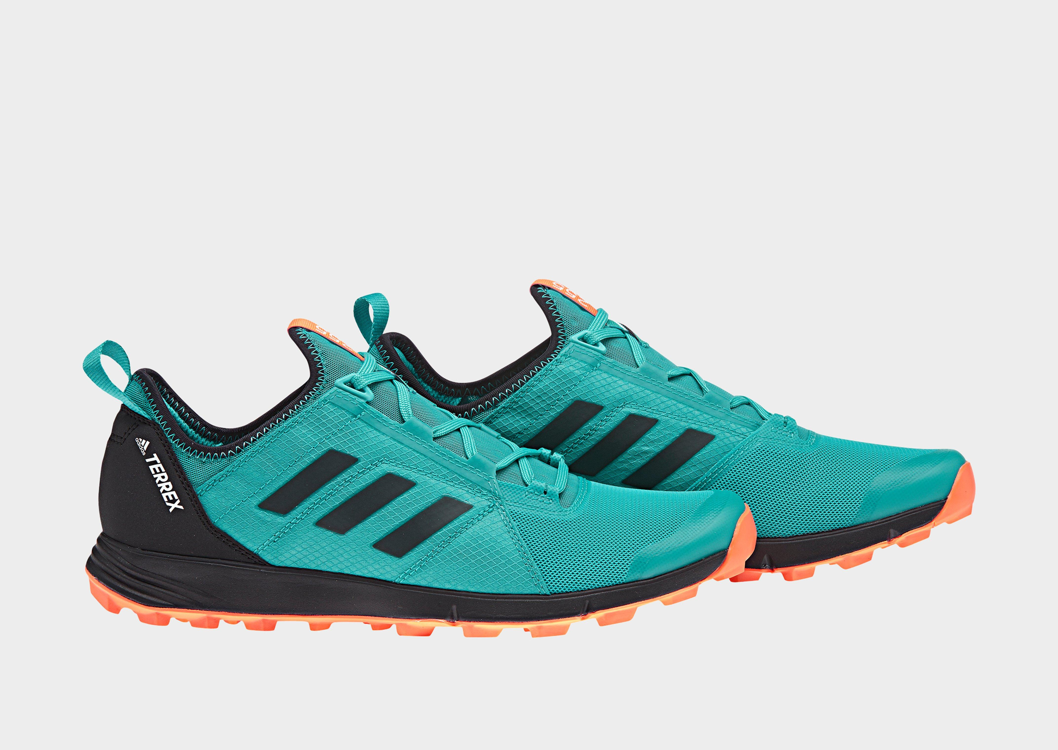 257714d599ca04 Lyst - adidas Terrex Agravic Speed Shoes in Blue for Men
