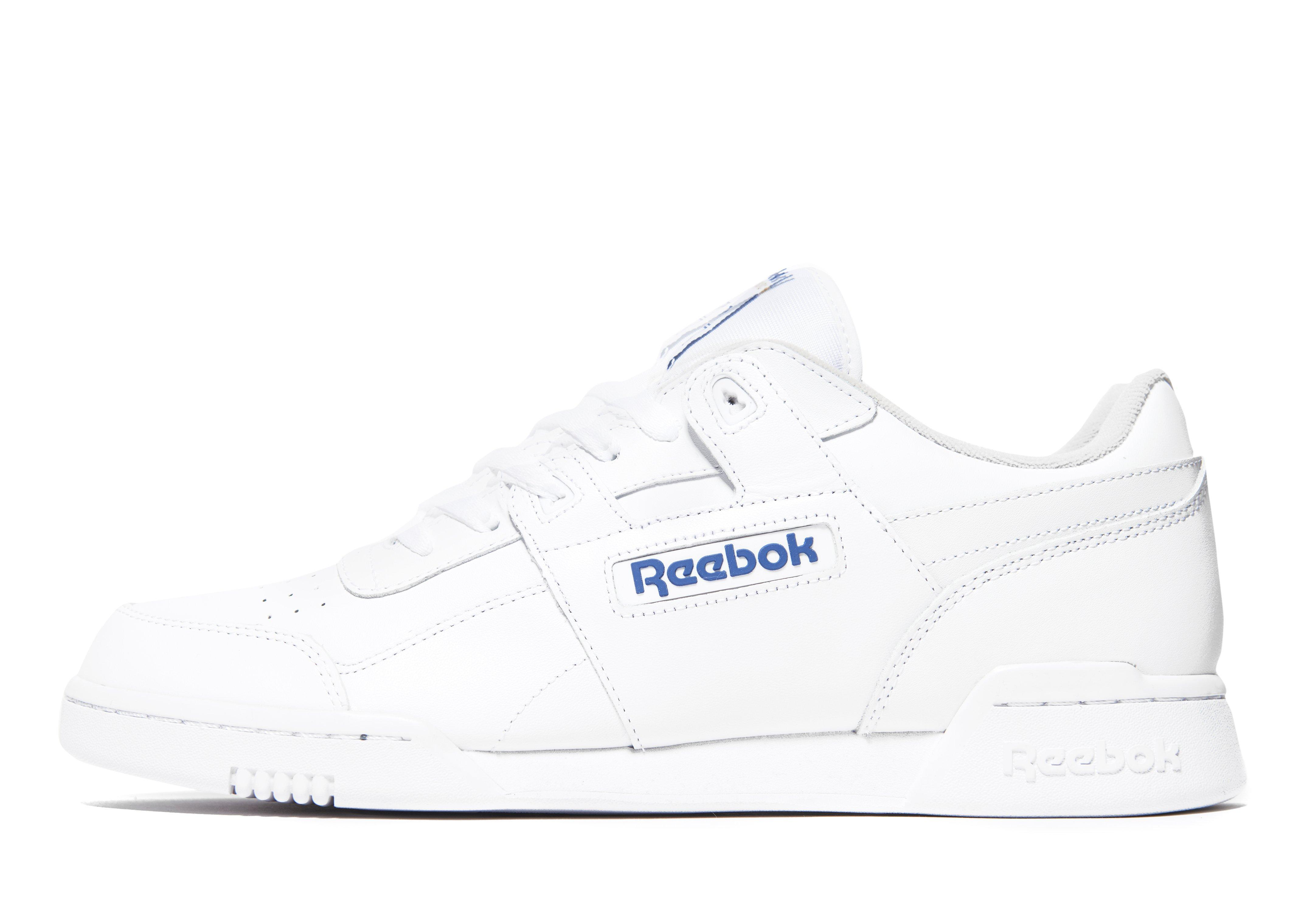 Lyst - Reebok Workout Plus in White for Men 0f1d5b5ff