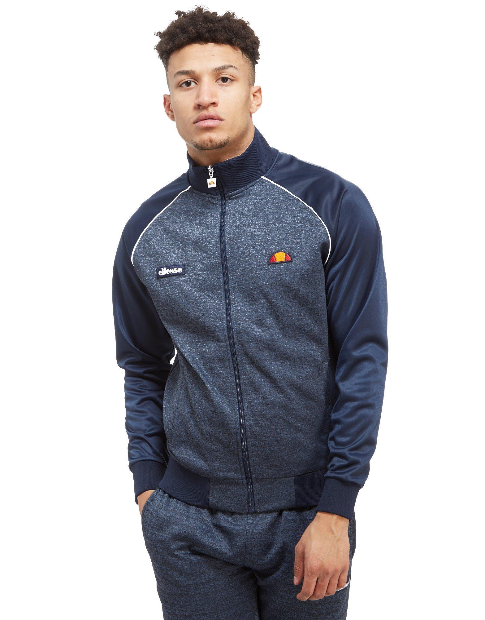 5d8c6dba Ellesse Bonucci Poly Track Top in Blue for Men - Lyst