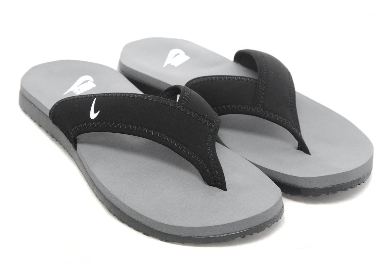 1fa287b08f9 Lyst - Nike Celso Thong Sandals in Black for Men