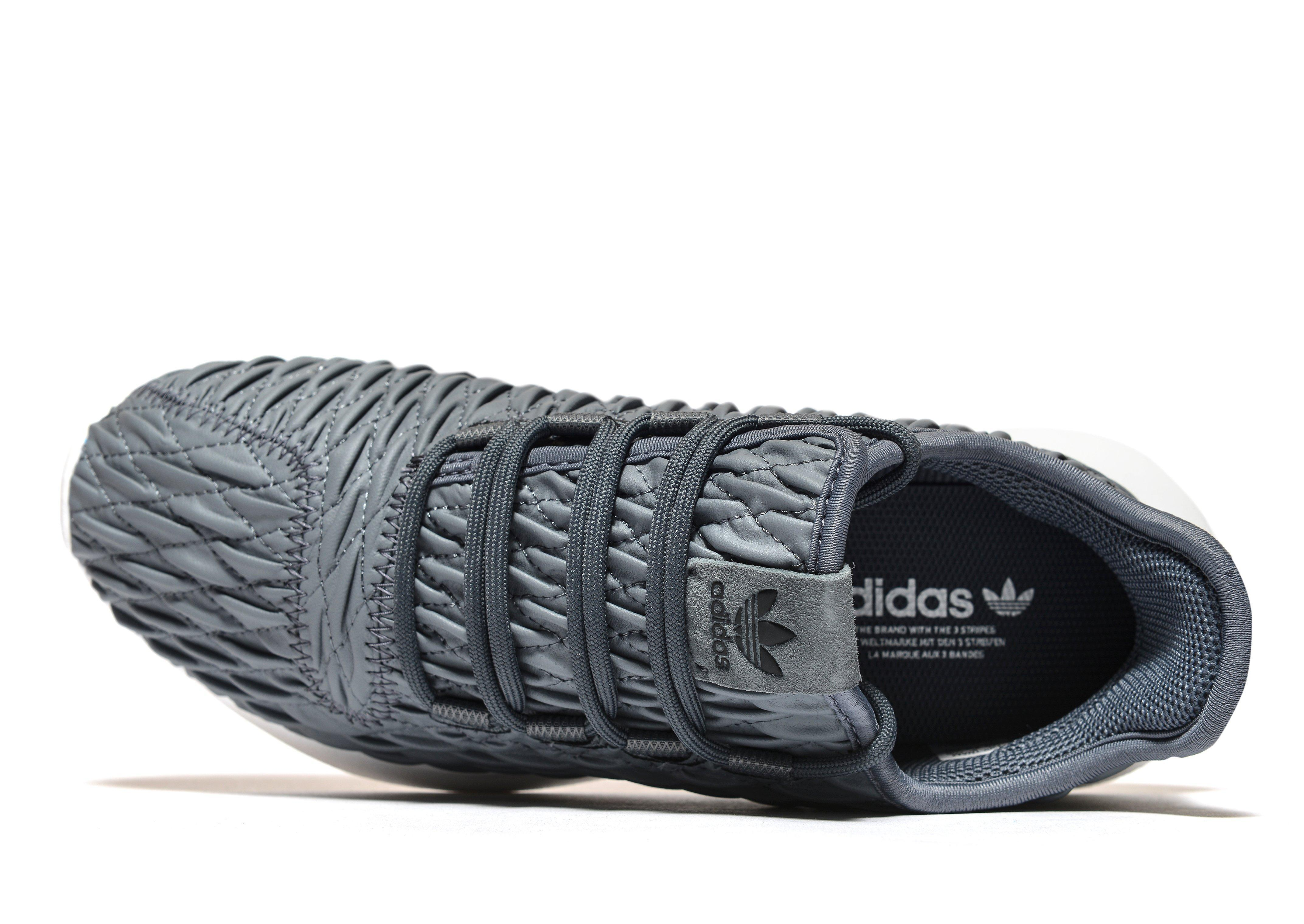 Lyst adidas Originals tubular sombra lux en gris