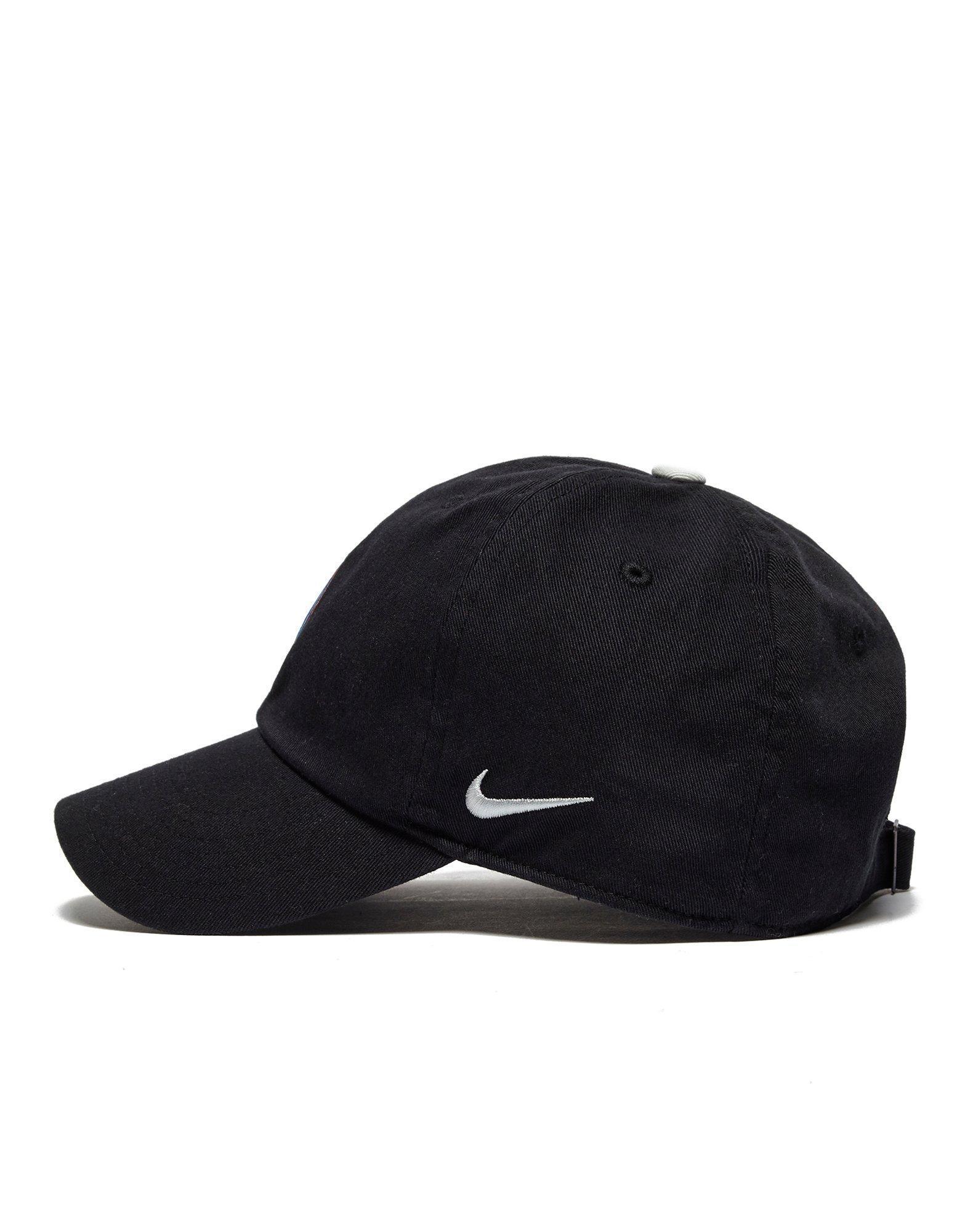 timeless design 24264 d21d9 Nike Paris Saint Germain H86 Cap in Black for Men - Lyst