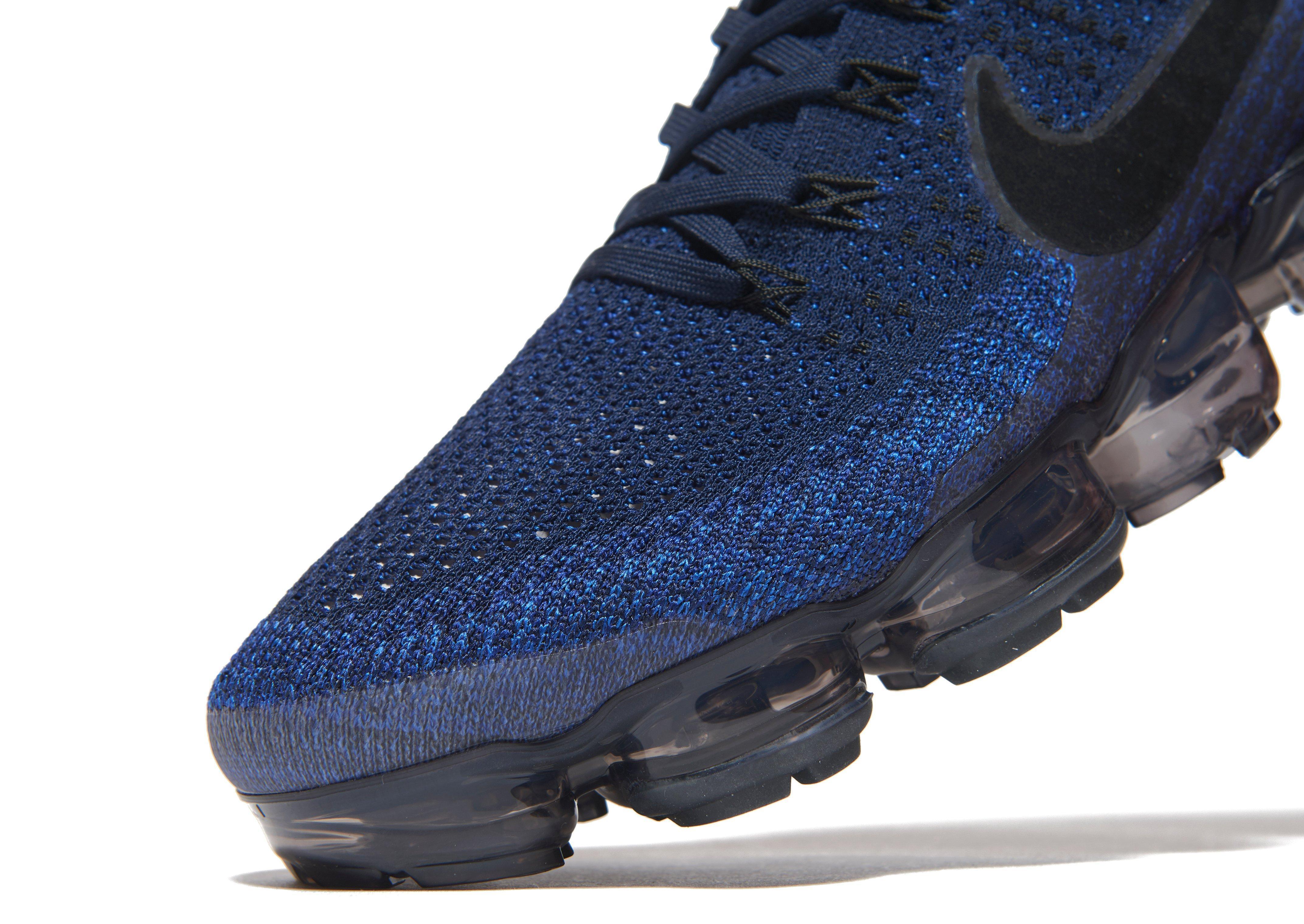 Lyst Nike Vapormax Flyknit In Blue For Men