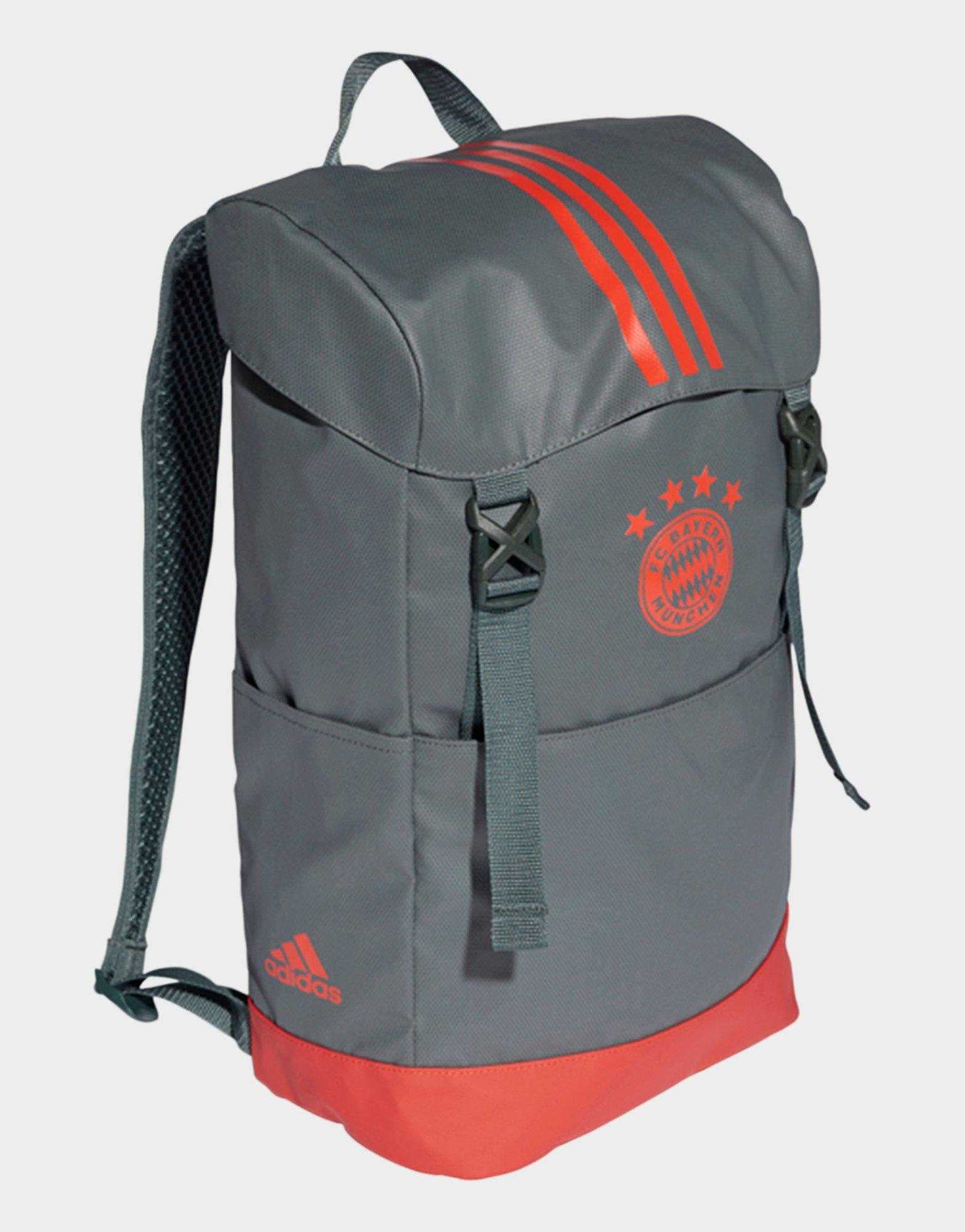 Adidas Fc Bayern Backpack for Men - Lyst dacc78191e41b