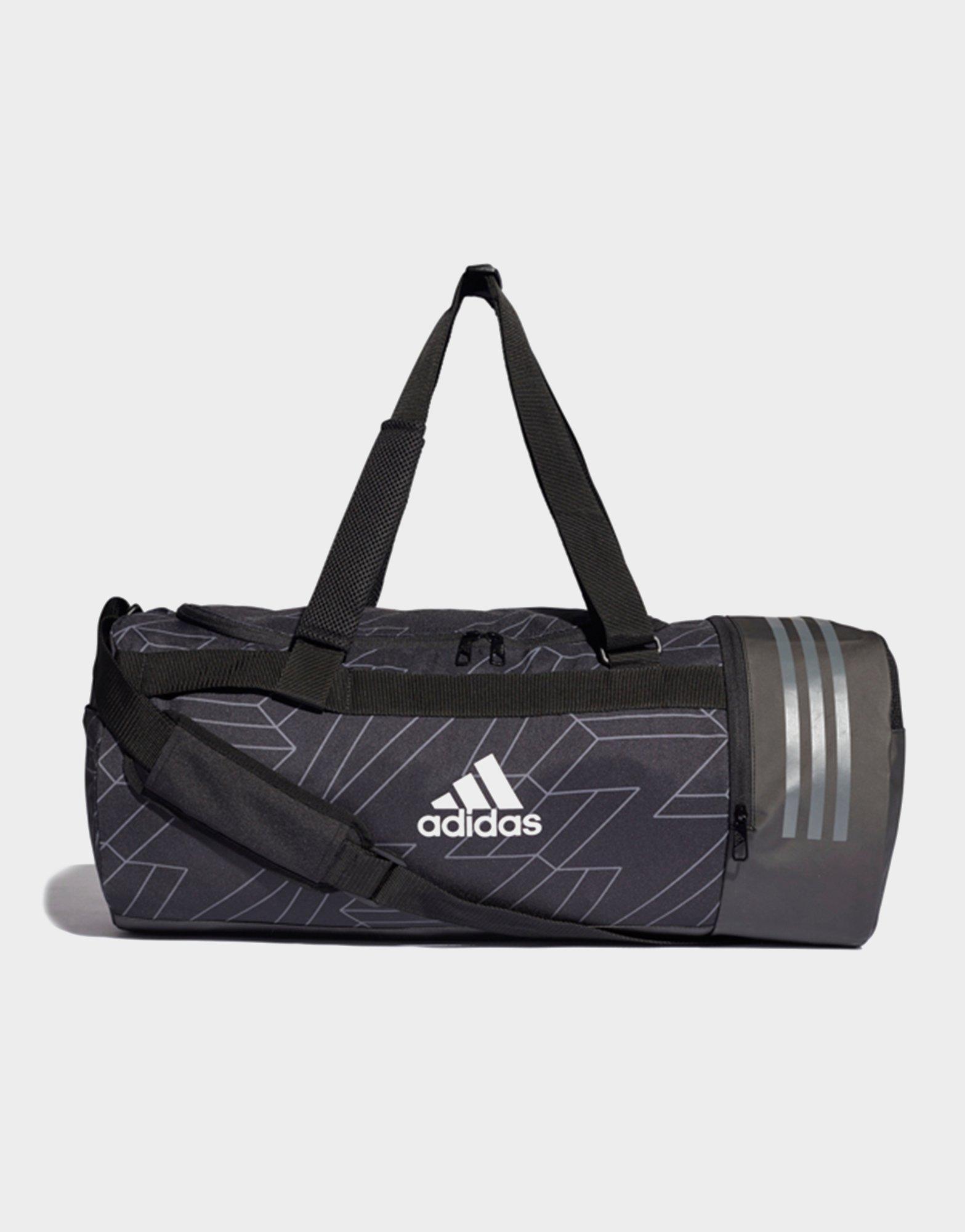 8734ac2978ac adidas Core Duffel Bag in Black for Men - Lyst