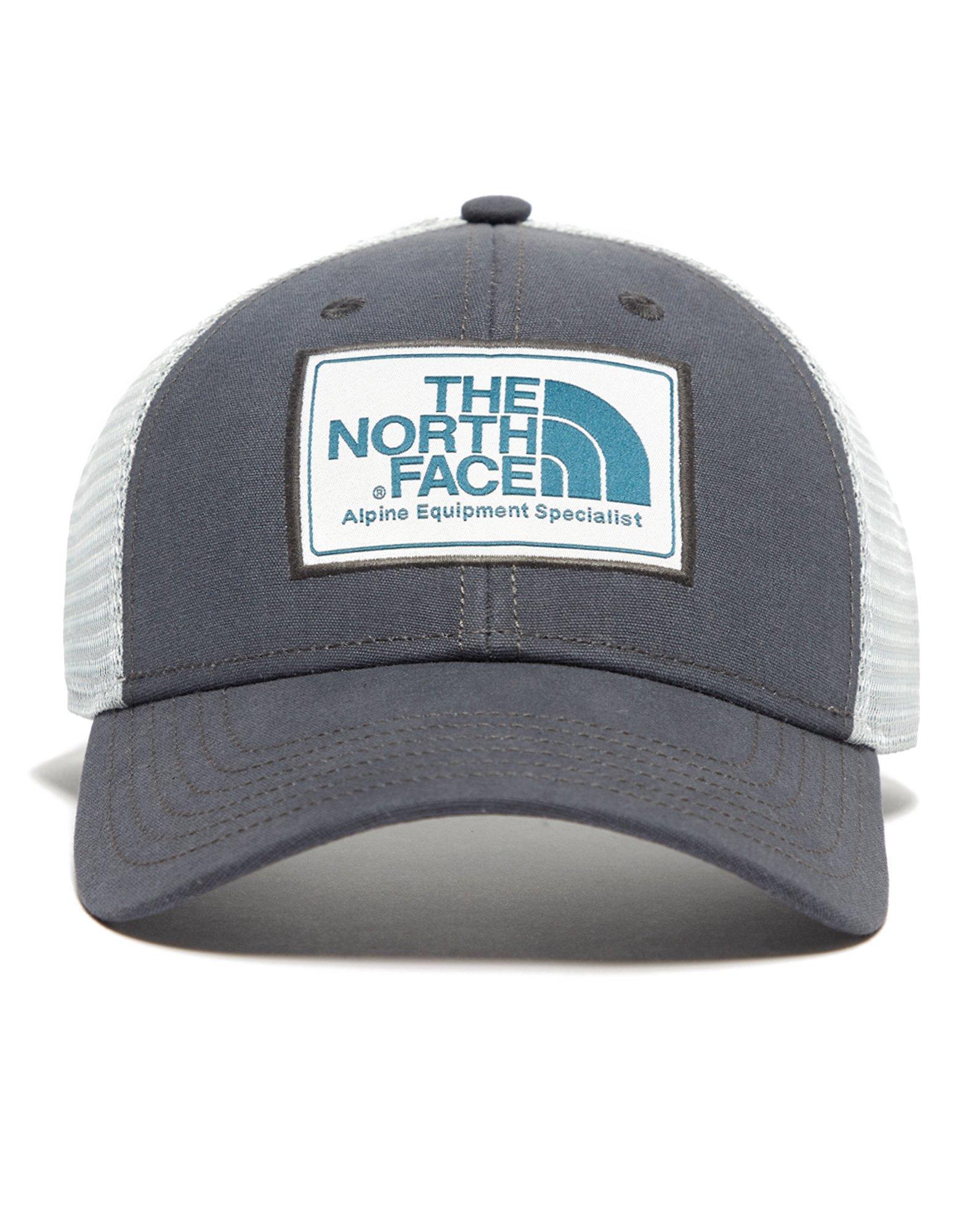 5a8133fca4d2e9 The North Face Mudder Trucker Cap in Gray - Lyst