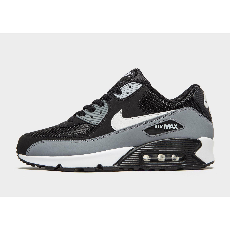low priced 99205 dfeca Lyst - Nike Air Max 90 Essential in Black for Men