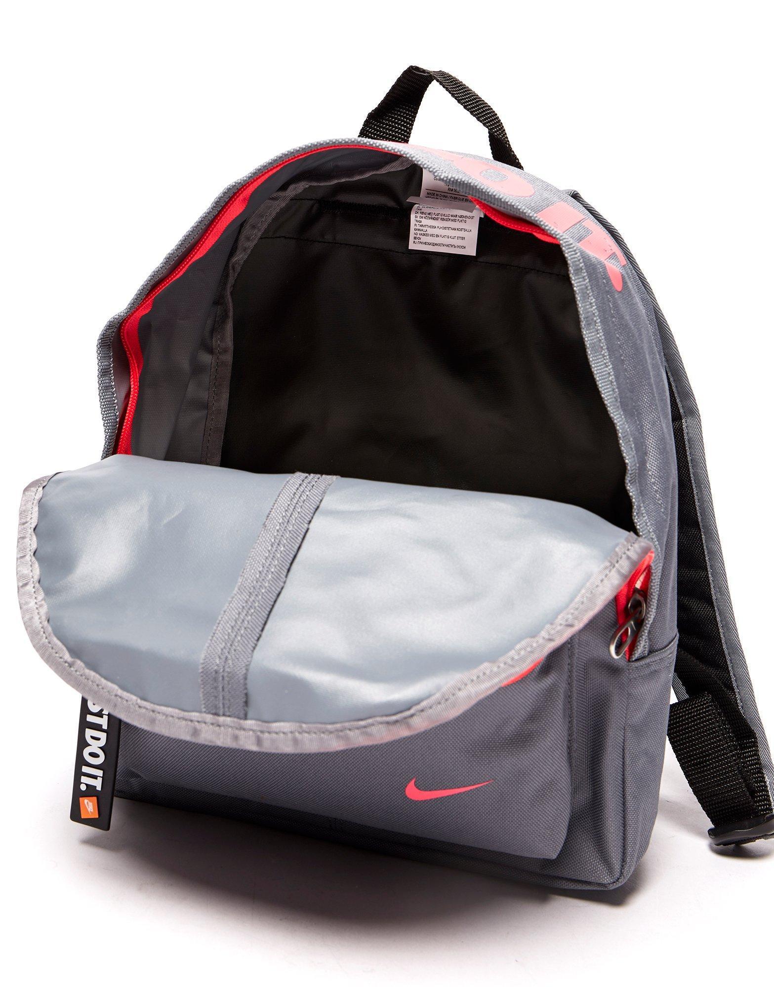 Mini Classic Black Backpack Nike Swiss Paralympic