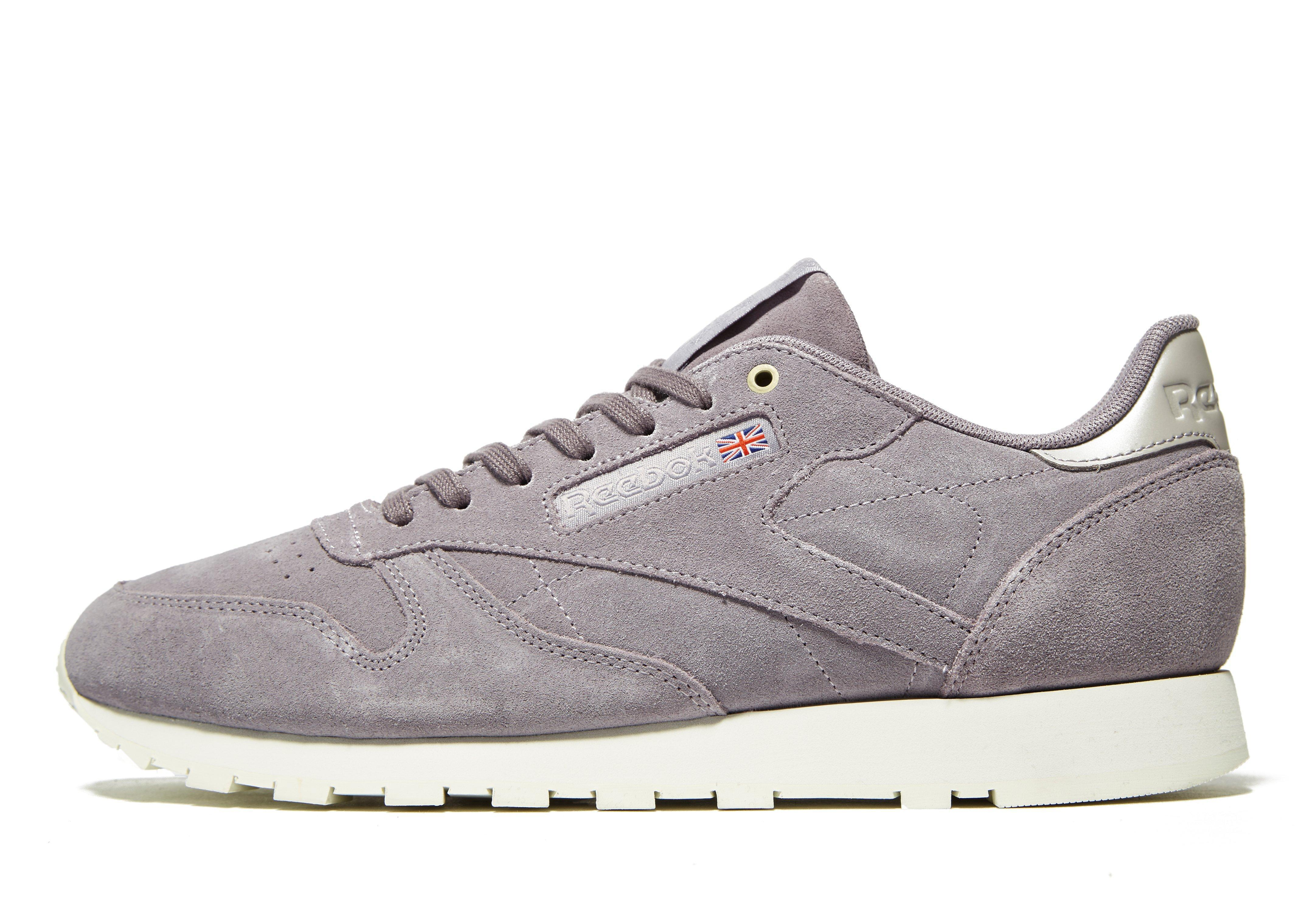 723c40db978 Lyst - Reebok Classic Leather Mcc in Gray for Men