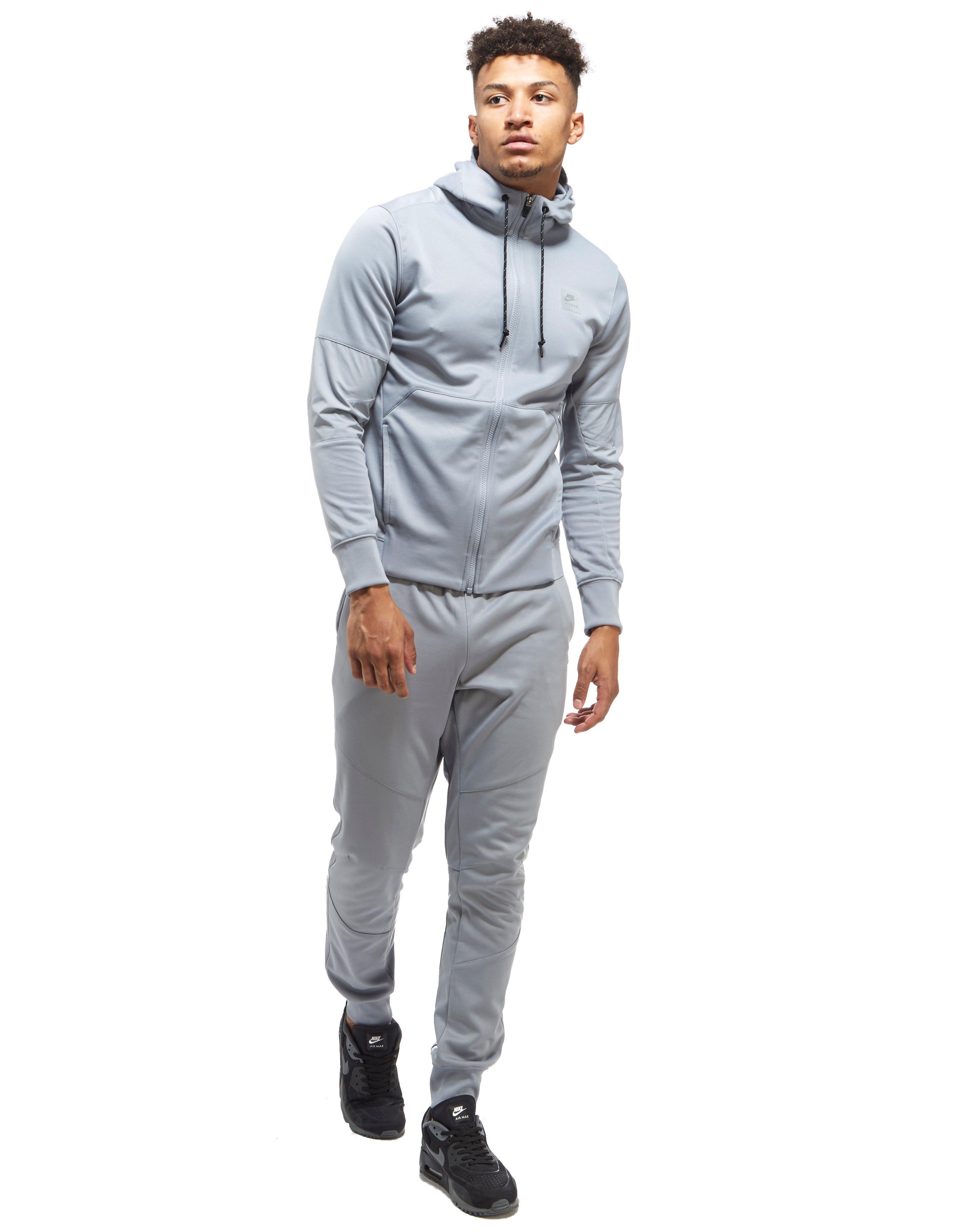 428b4d9e0c Lyst - Nike Air Max Full Zip Hoody in Gray for Men