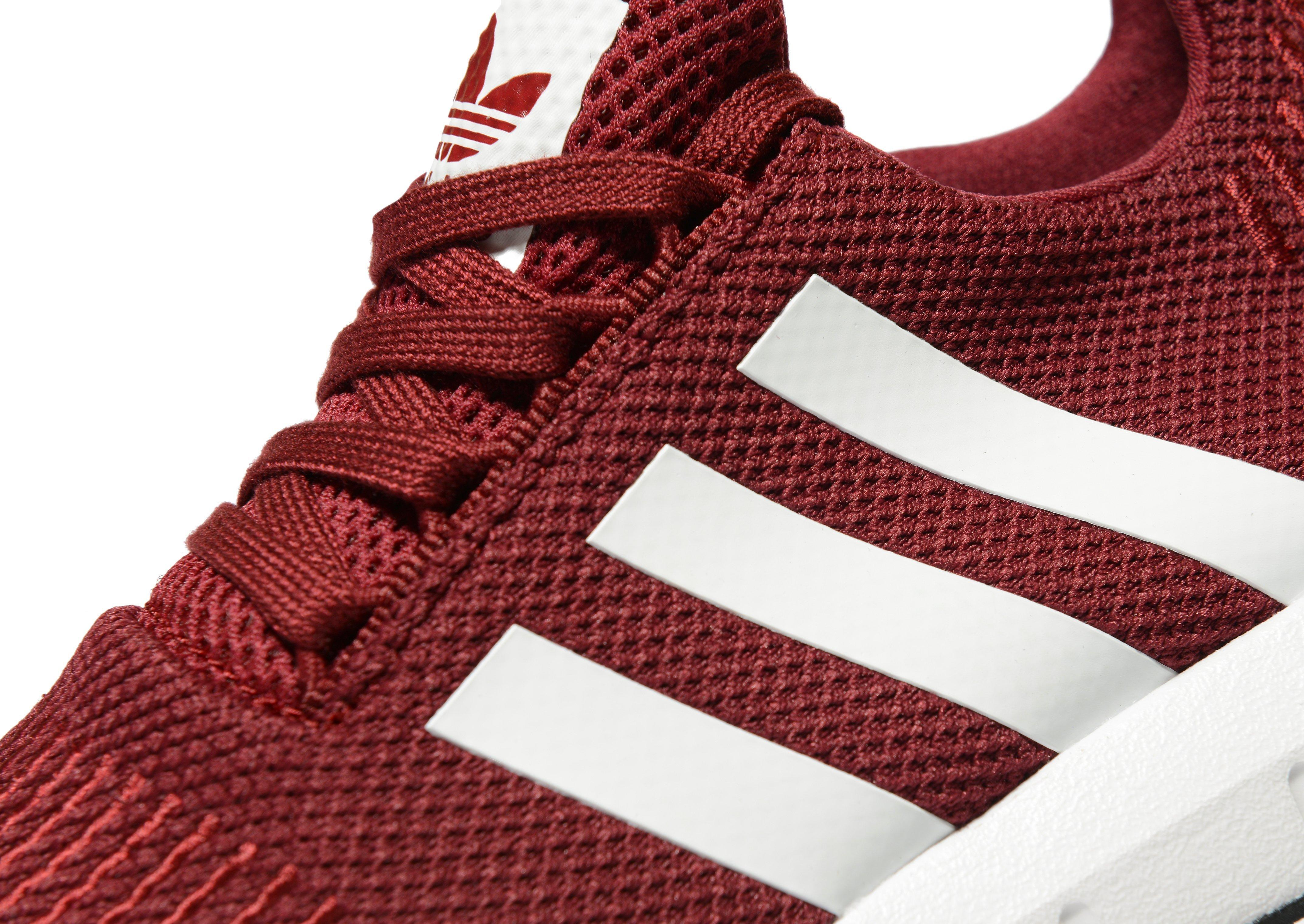 adidas originals swift run junior red