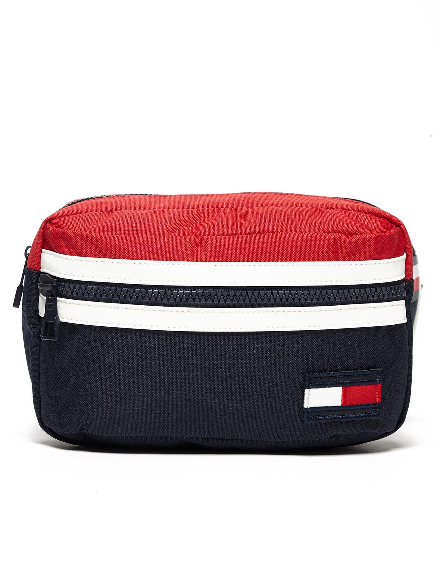 3f1acd85 Tommy Hilfiger Crossbody Waist Bag in Blue for Men - Lyst