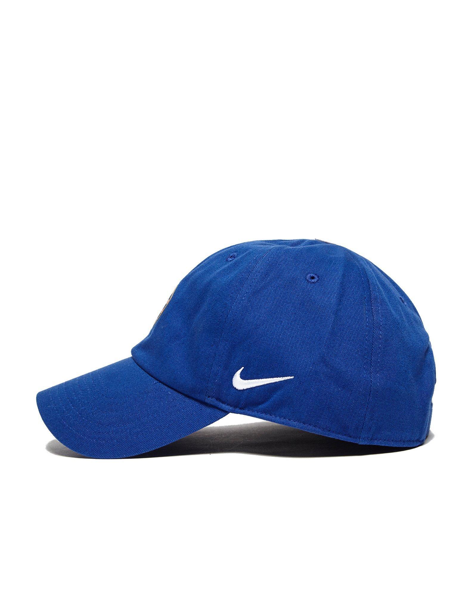 ... where to buy nike chelsea fc h86 cap in blue for men lyst c8ff0 d3d38 3345cd035458