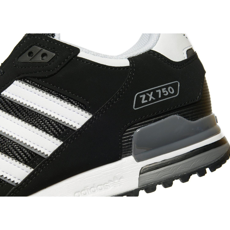 797f96c92be3b Adidas Originals - Black Zx 750 for Men - Lyst. View fullscreen